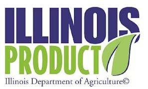 Illinois residents are being urged to spend some of their grocery money on products that were made or grown in the state.
