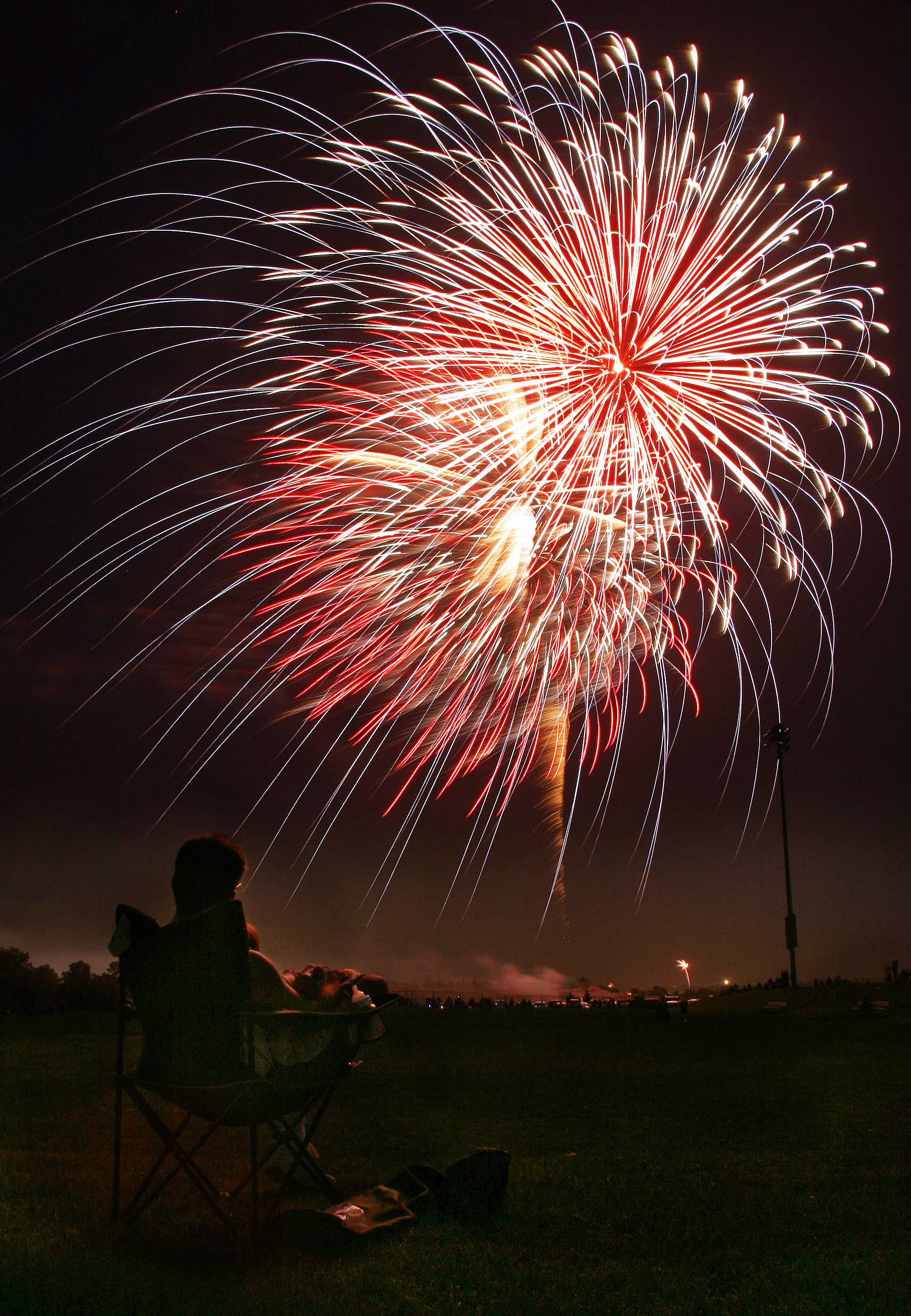 The last time the city of Elgin hosted a Fourth of July fireworks show, it was at the Elgin Sports Complex. This year, it will be at Festival Park.