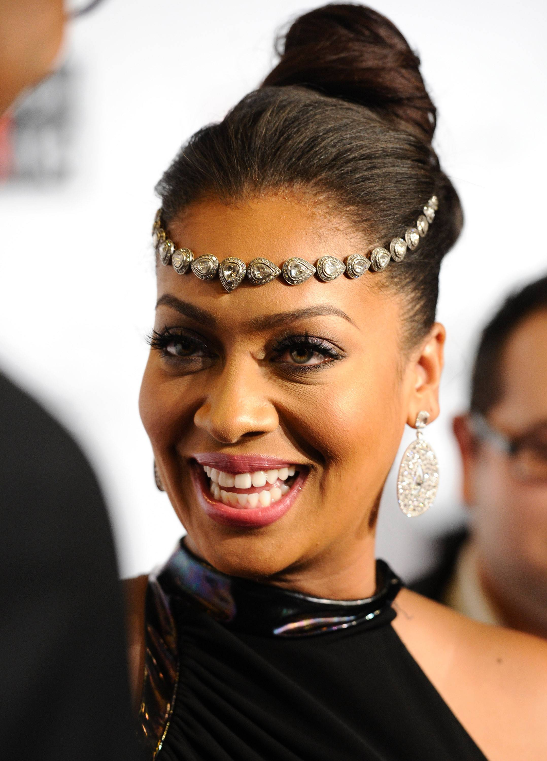 La La Vasquez, who is married to Knicks star Carmelo Anthony, has her own career as an actor and designer.