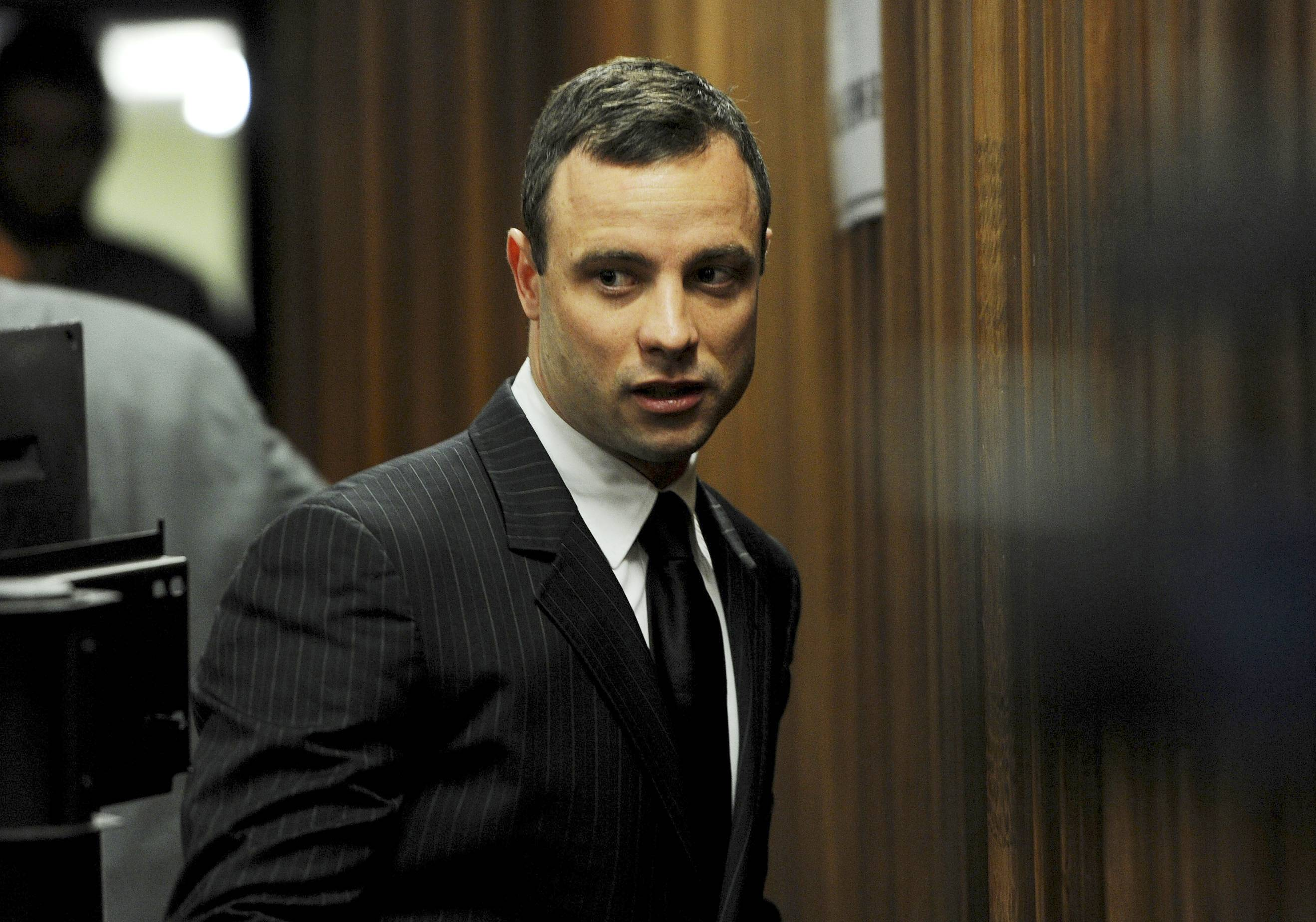 "Oscar Pistorius does not display the narcissism associated with men in abusive relationships and linked to ""rage-type"" murders, according to a psychologist's report read Wednesday at the athlete's murder trial."