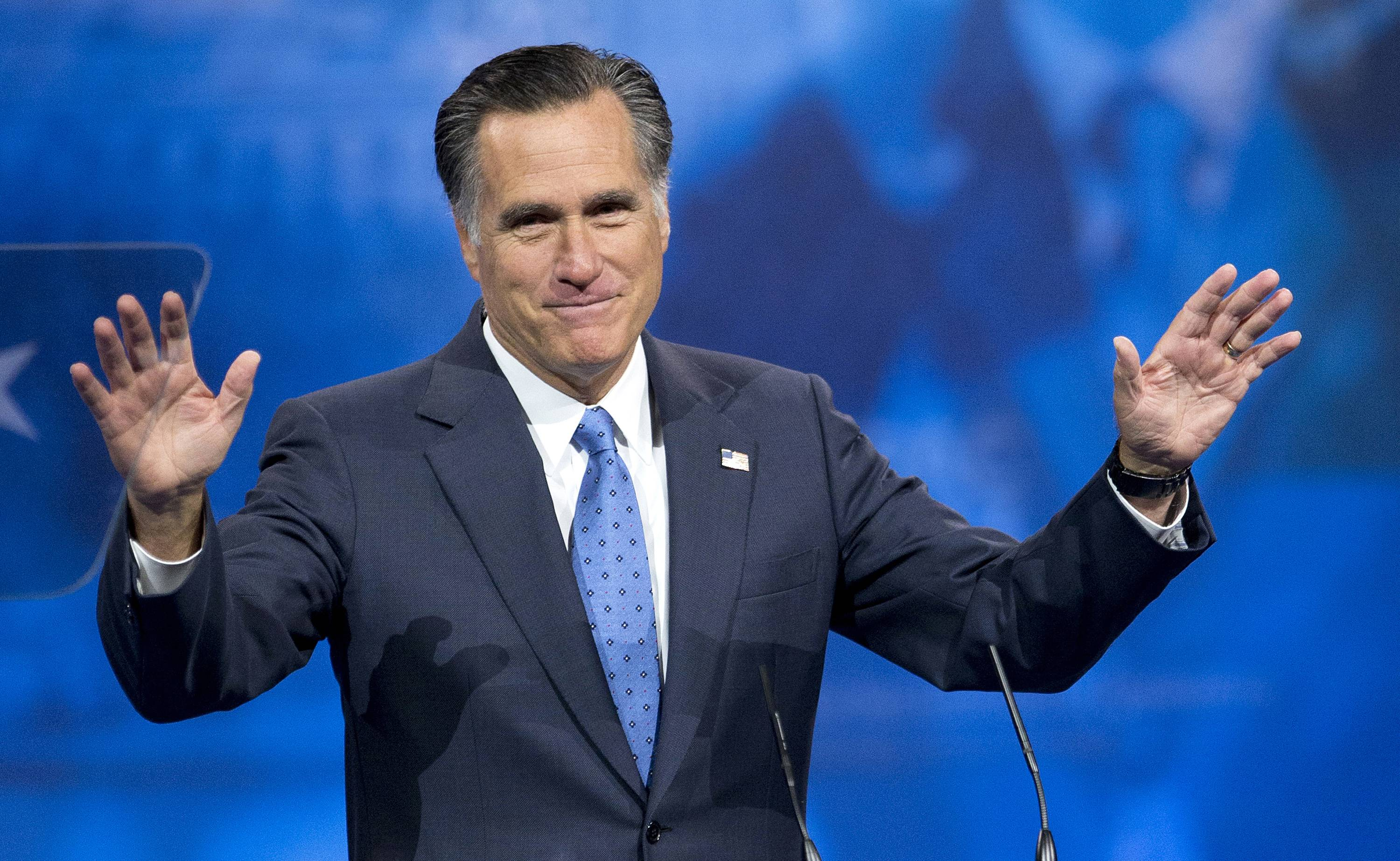 Mitt Romney insists he's not running for president a third time, but he is campaigning again in New Hampshire. The former Republican presidential nominee is set to endorse Senate candidate Scott Brown on July 2, 2014, in New Hampshire.