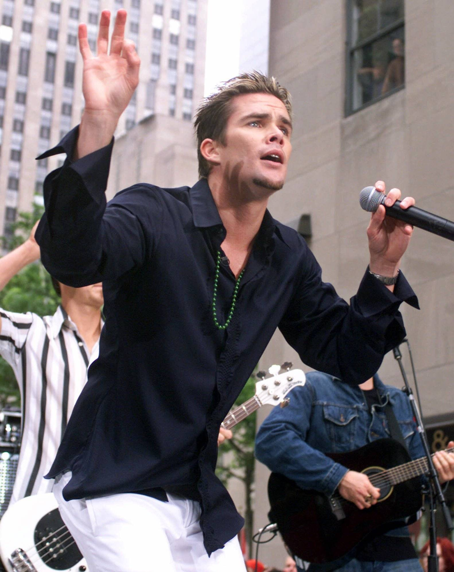"Mark McGrath and Sugar Ray will perform hits like ""Fly"" and Every Day"" when they headline the ""Under the Sun"" tour Sunday night at RiverEdge Park in Aurora."