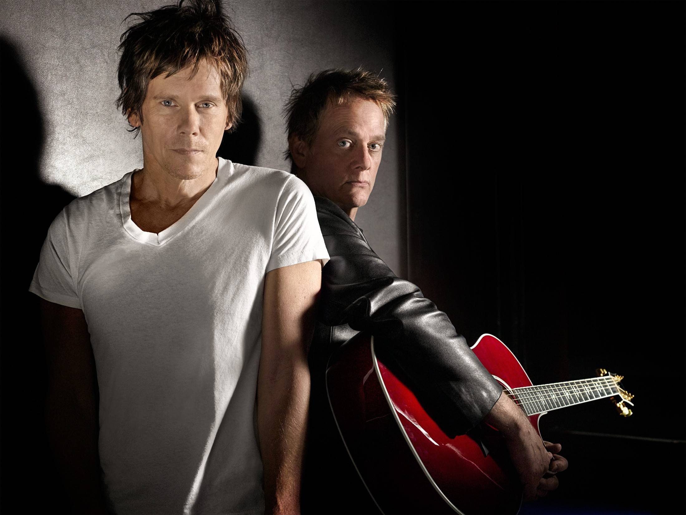 The Bacon Brothers -- Kevin, left, and Michael -- will play the main stage at Arlington Heights' Frontier Days on Saturday night.