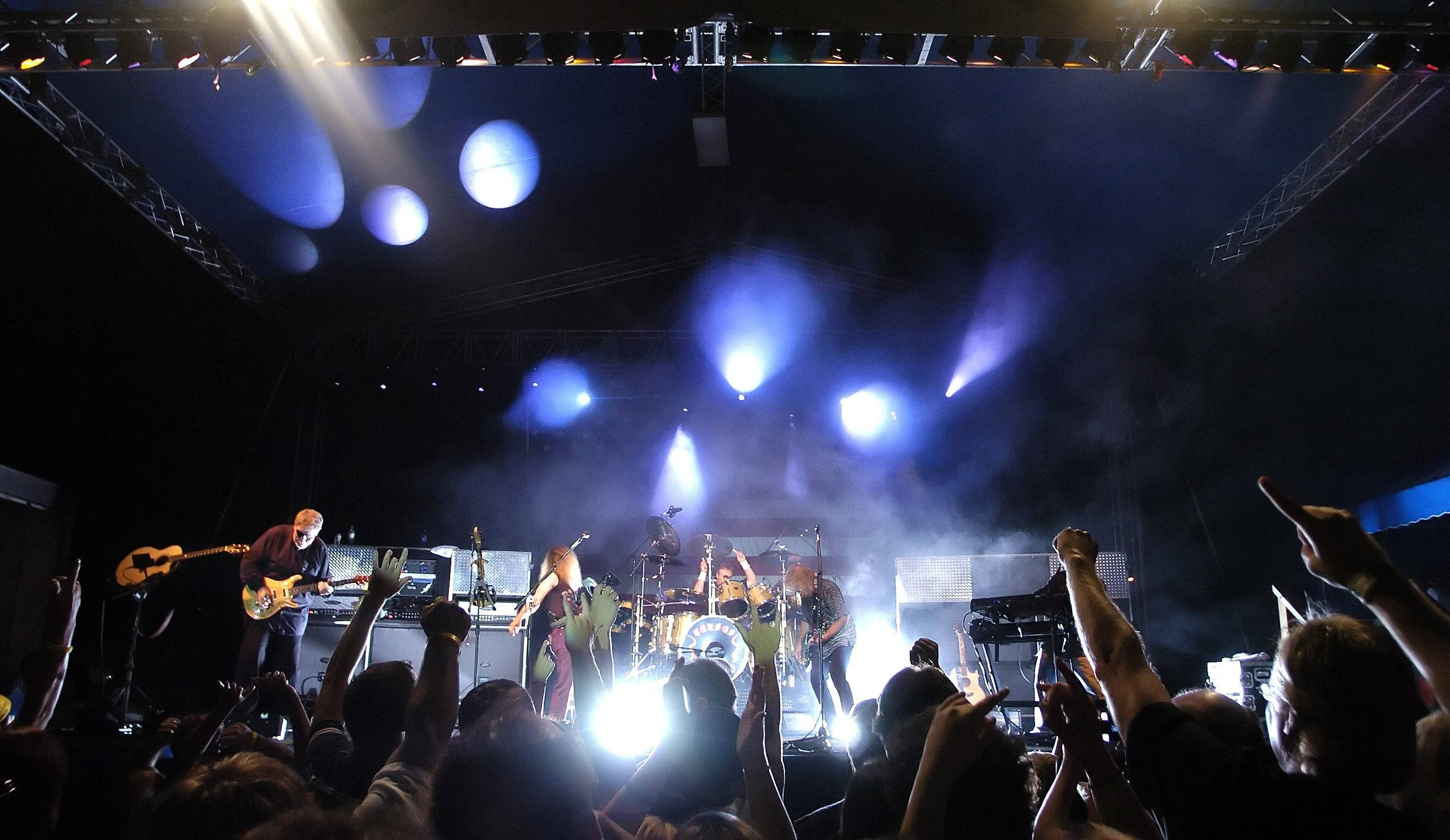 Suburban music fans will be treated once again over the Fourth of July holiday to familiar acts playing the main stages at local festivals. Event organizers say growth in the number and size of suburban fests has left them competing for performers and audiences.