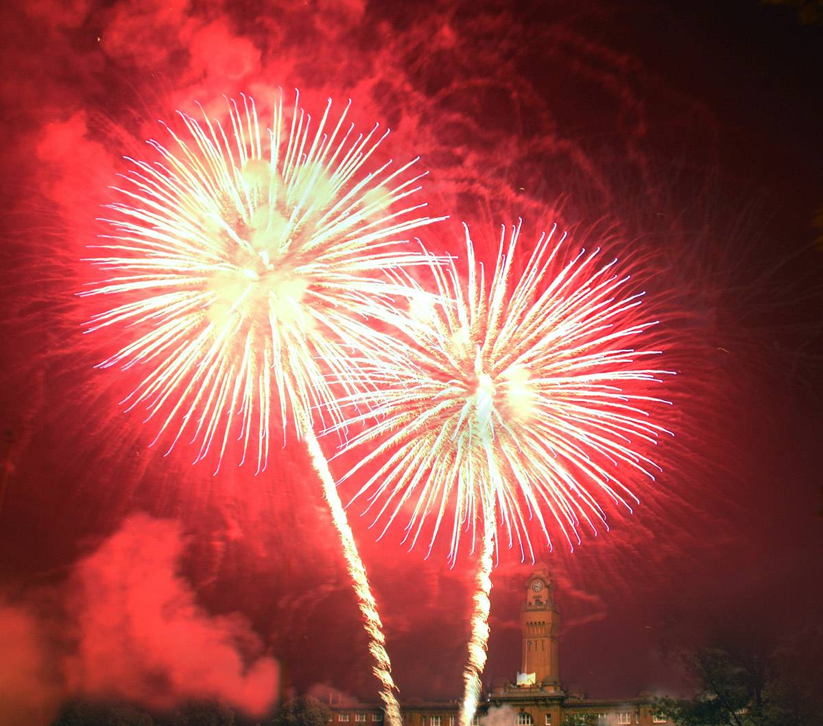 The top six fireworks shows in the suburbs