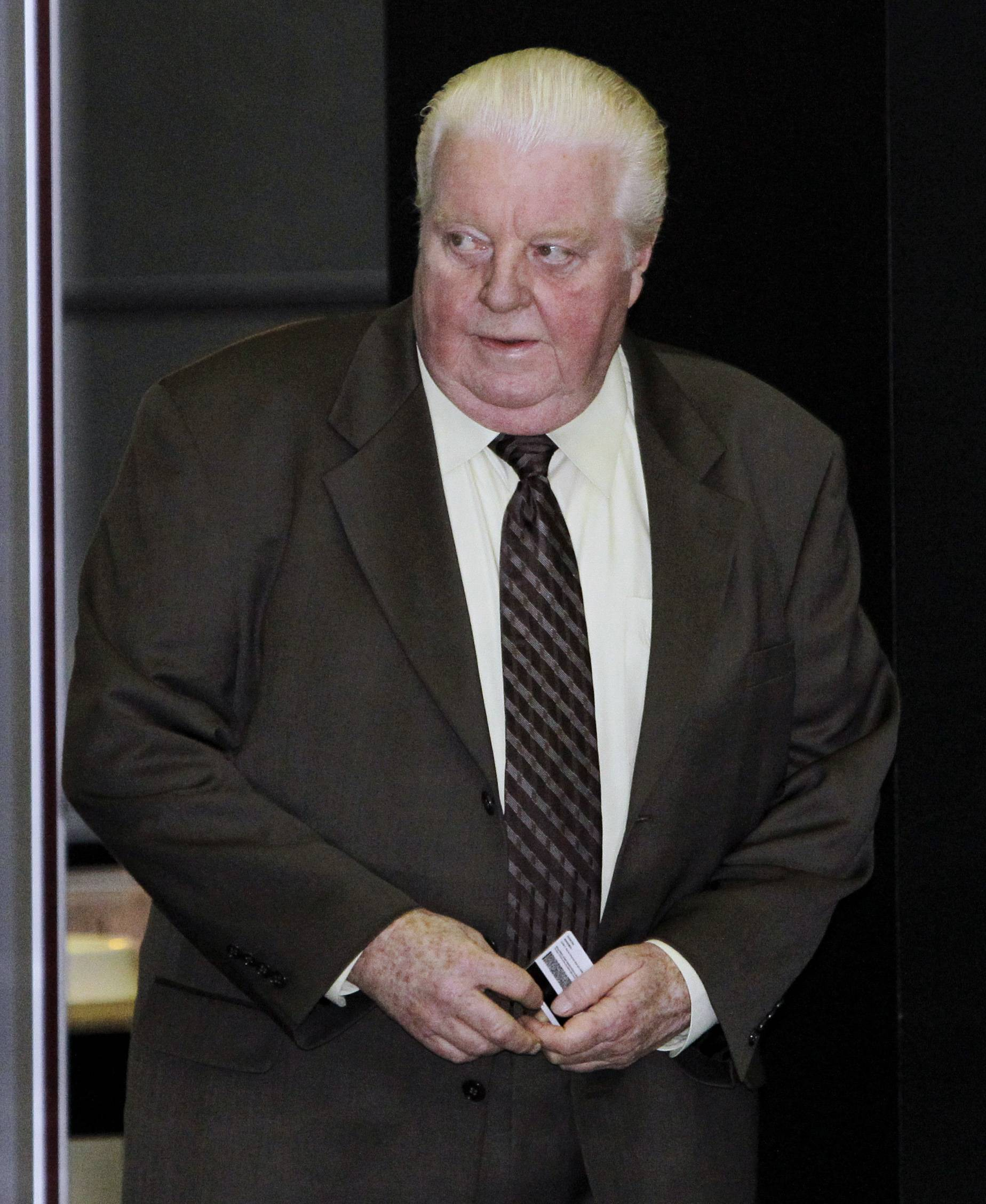 Chicago police Cmdr. Jon Burge is now in prison for lying about the torture of suspects decades ago.