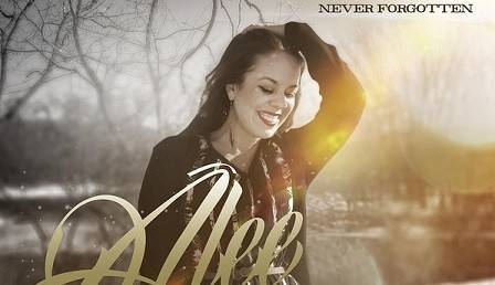 "Singer and College of DuPage student Alexa Lee Torres recently released a new single, ""Never Forgotten."""