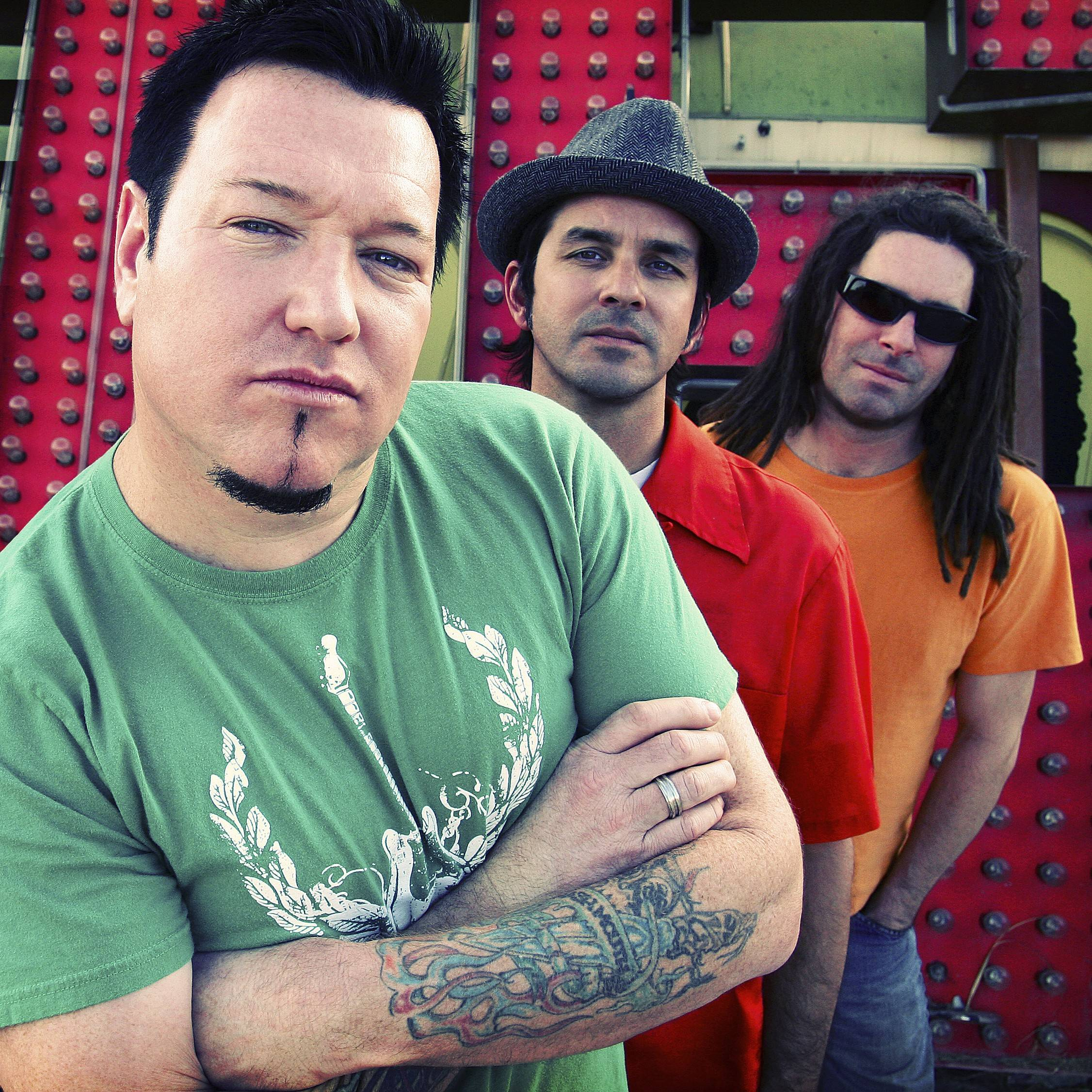 Smash Mouth headlines Saturday night at the Northwest Fourth-Fest at the Sears Centre Arena in Hoffman Estates.