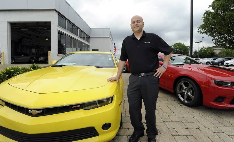 Zeigler Chevrolet Manager Says Mentor 39 S Words Sparked