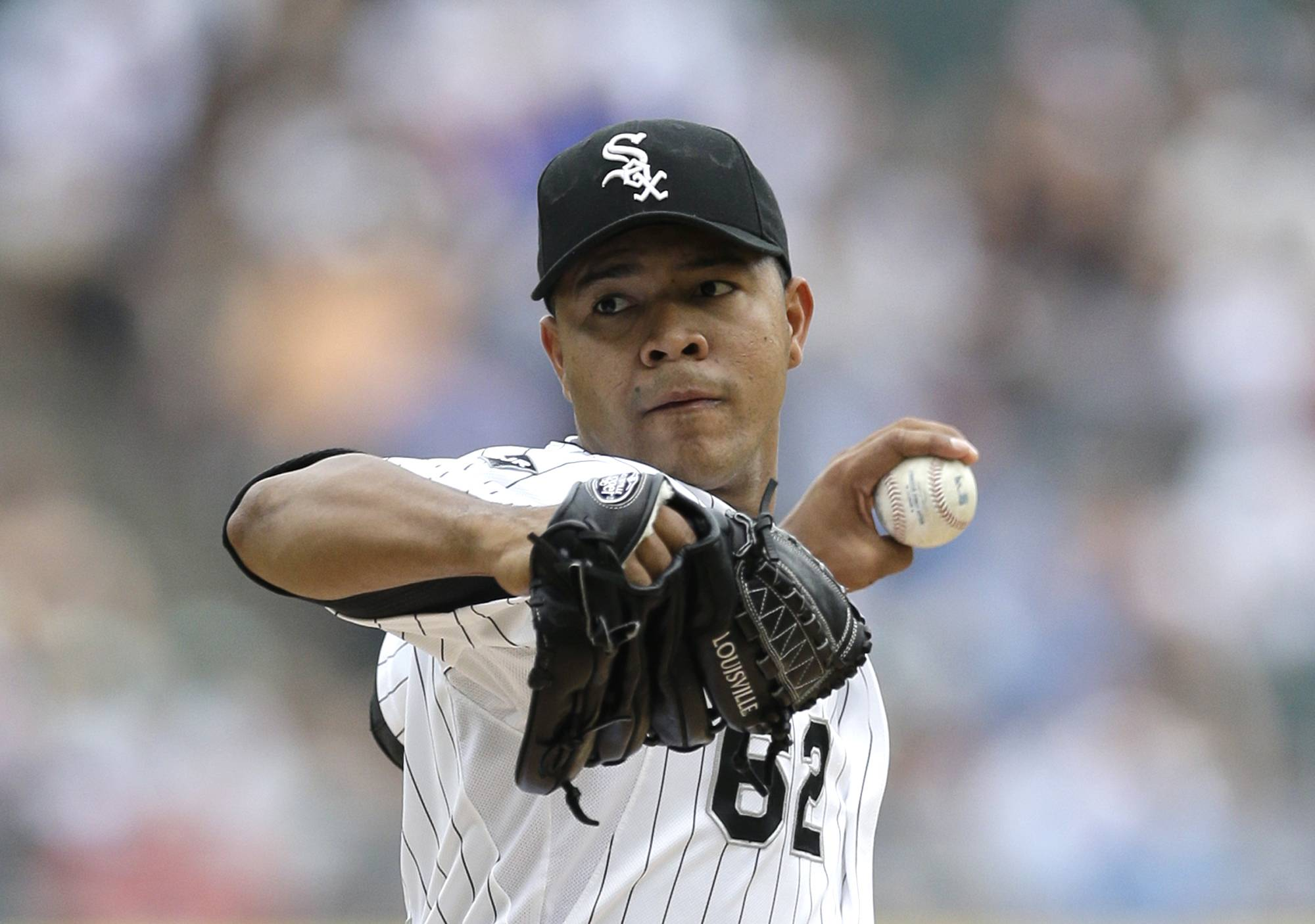 Despite pitcher Jose Quintana's strong start in Saturday's game against Seattle, the White Sox still lost to the Mariners 3-2 in 14 innings.