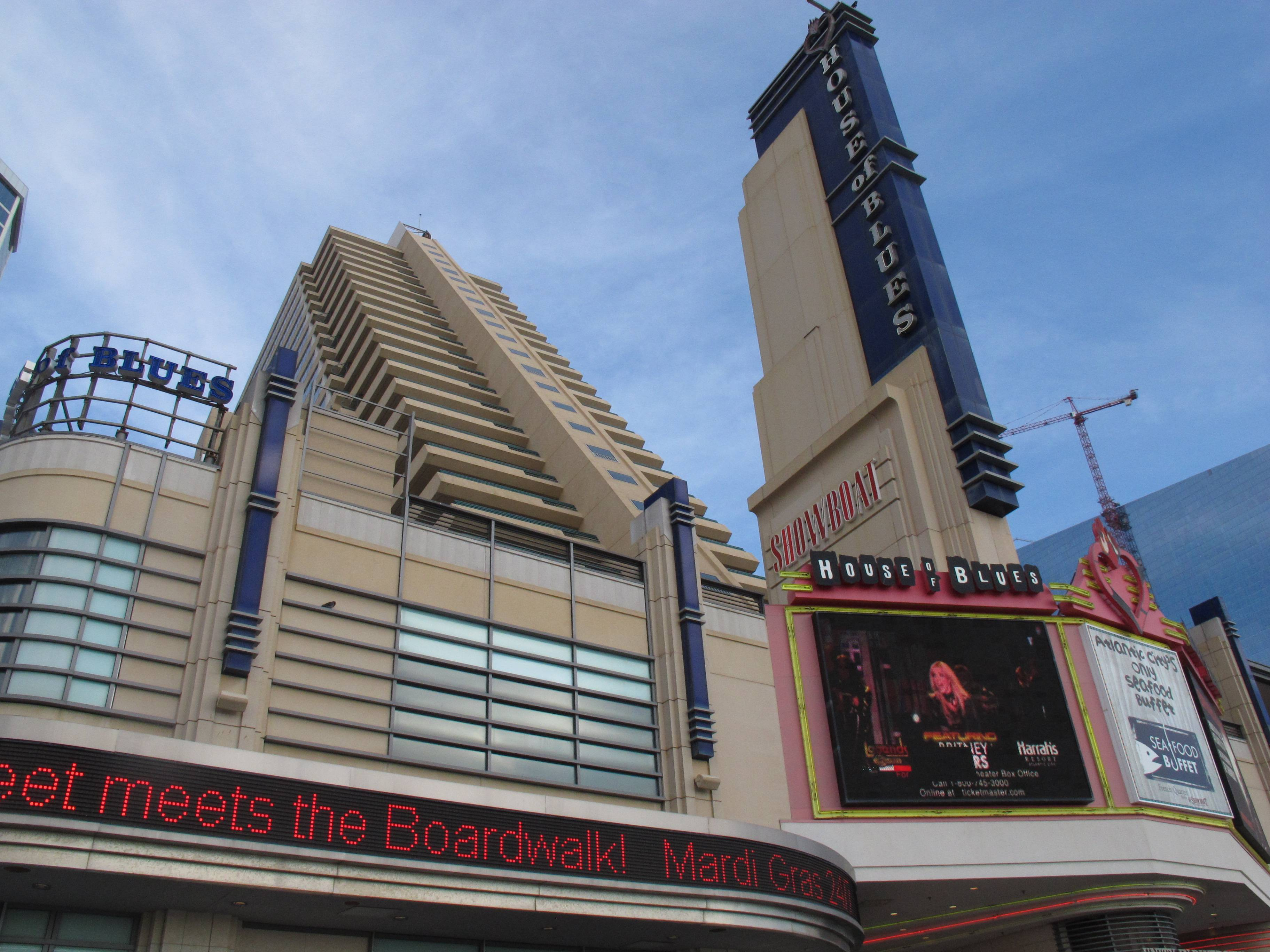 The Showboat Casino Hotel announced it would shut down Aug. 31. It will be the second Atlantic City to close this year, along with The Atlantic Club, and a third may shut down as well if Revel Casino Hotel can't find a buyer in bankruptcy court. Atlantic City started the year with 12 casinos. By Labor Day, it could be down to nine.