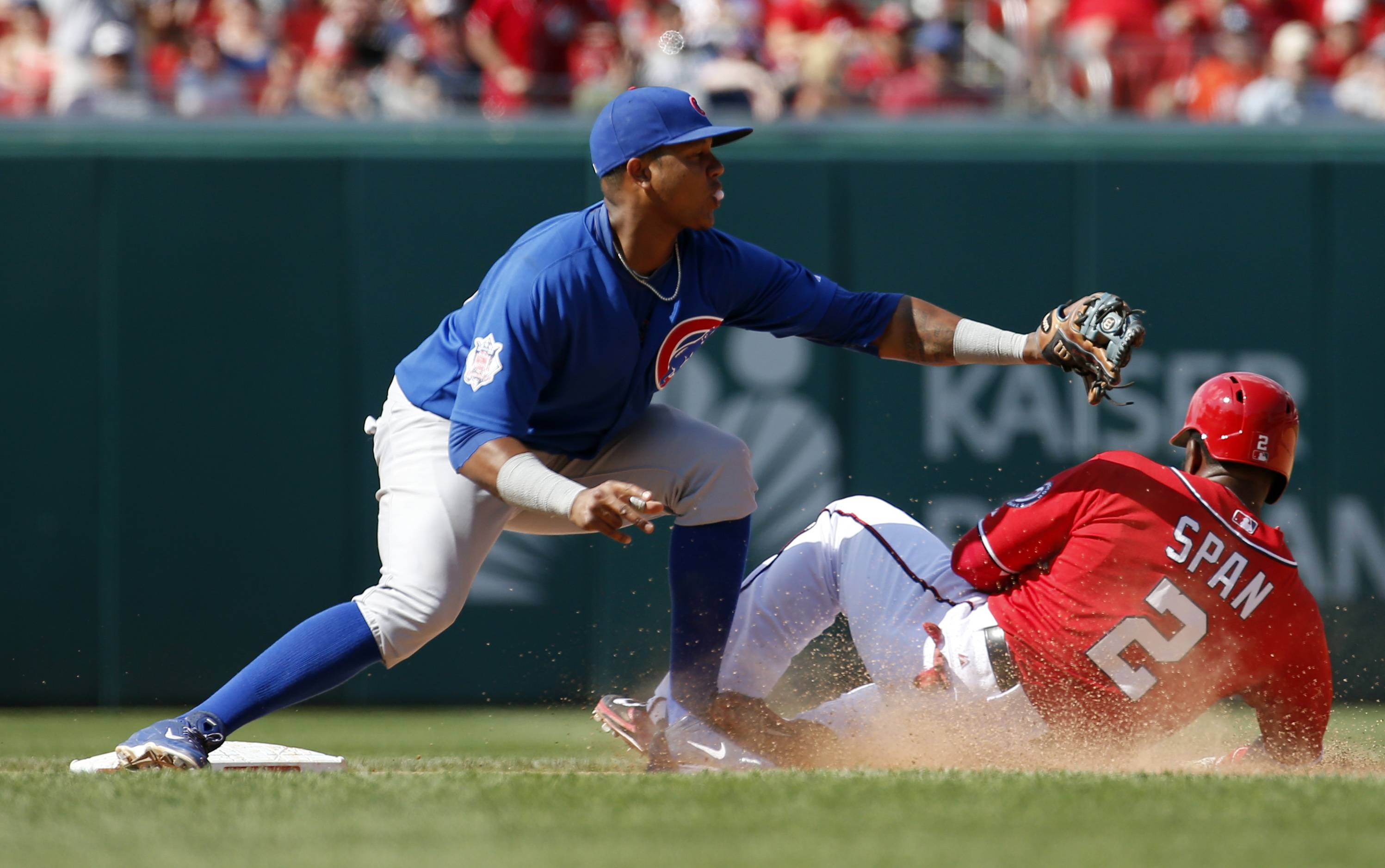 Cubs shortstop Starlin Castro is headed to the All-Star game for the third time in four seasons.