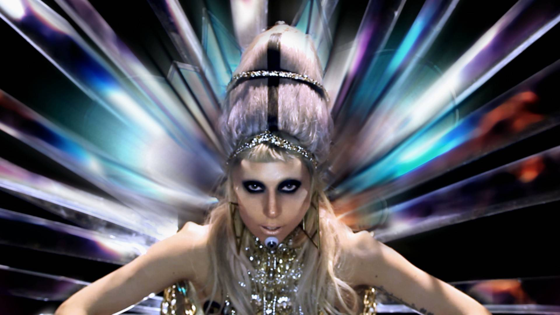 Lady Gaga returns to Chicago with her tour ArtRave: The Artpop Ball at the United Center on Friday, July 11.