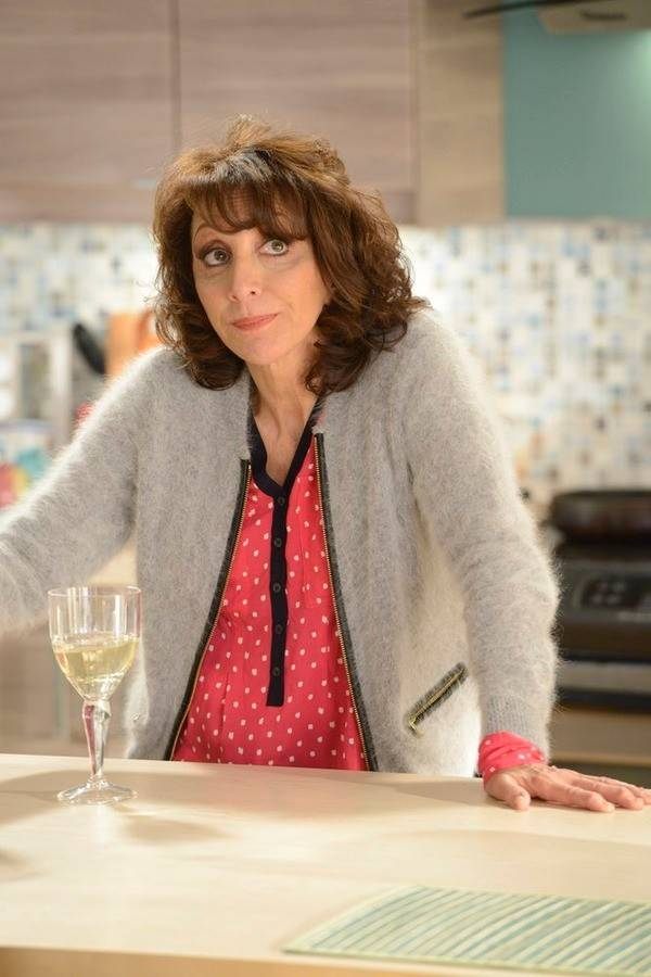"Narcissistic Ceil (Andrea Martin) joins her children in trying to rescue her late husband's law firm in ""Working the Engels."""