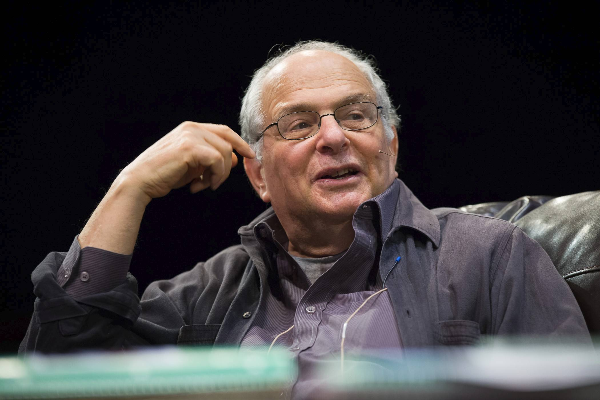 Alfred Uhry, the only American playwright to win an Oscar, a Tony and a Pulitzer Prize, shared some of his inspirations with Harper College theater students.