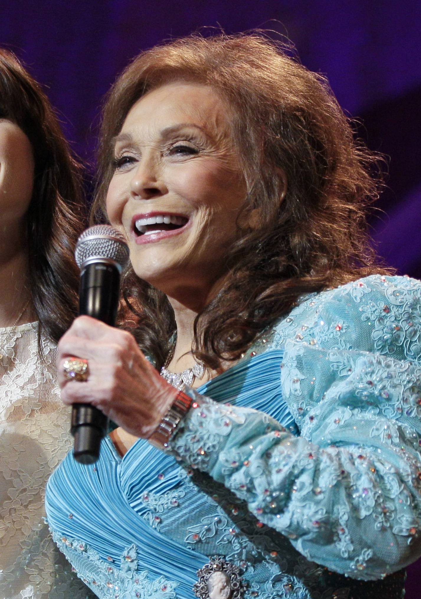 Loretta Lynn will receive a lifetime achievement award for songwriting at this year's Americana Music Association Honors and Awards ceremony this September in Nashville.