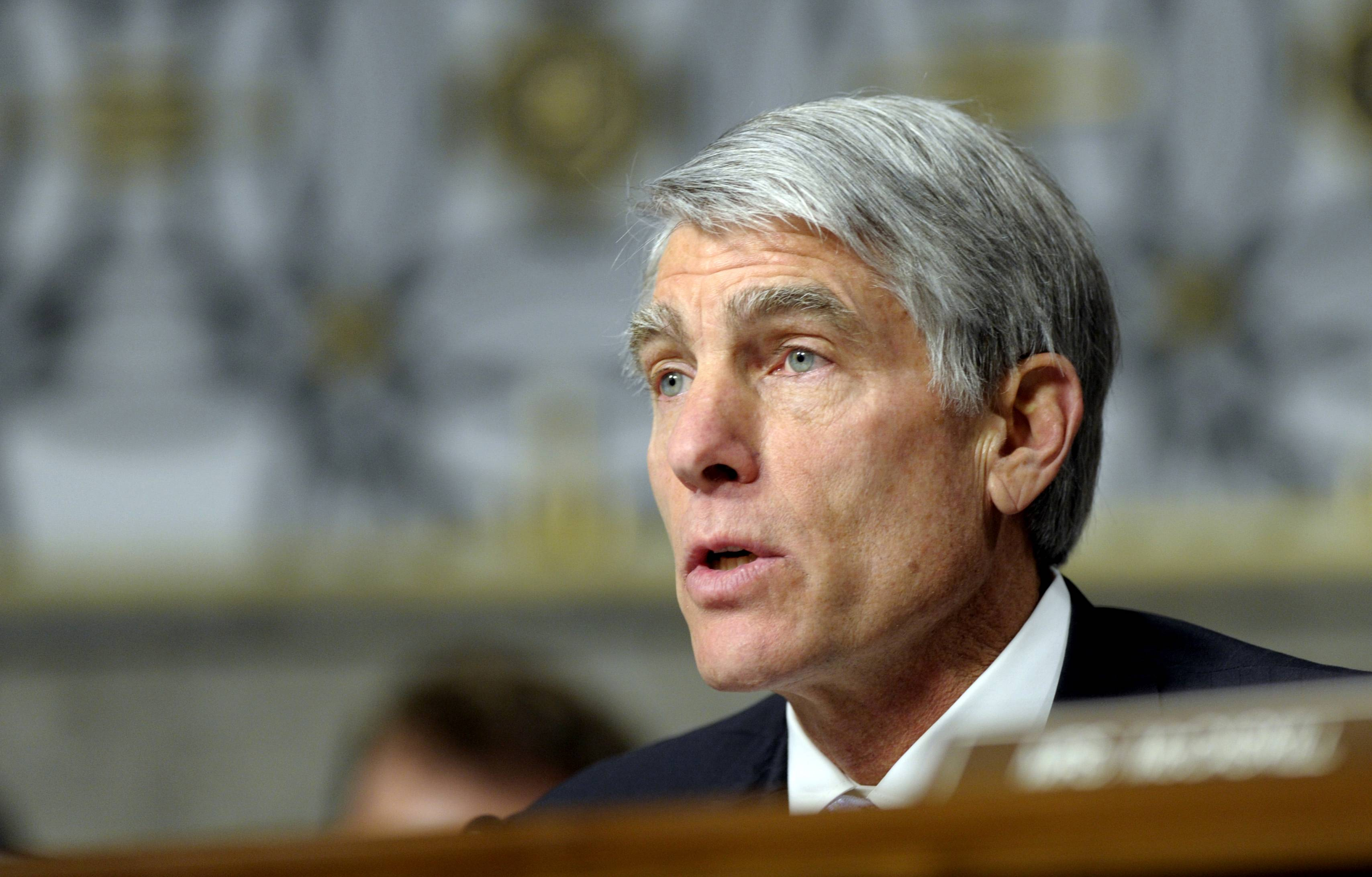 President Barack Obama will headline a high-dollar fundraiser for Sen. Mark Udall, seen here, of Colorado, Wednesday but the event is off-limits to news cameras.