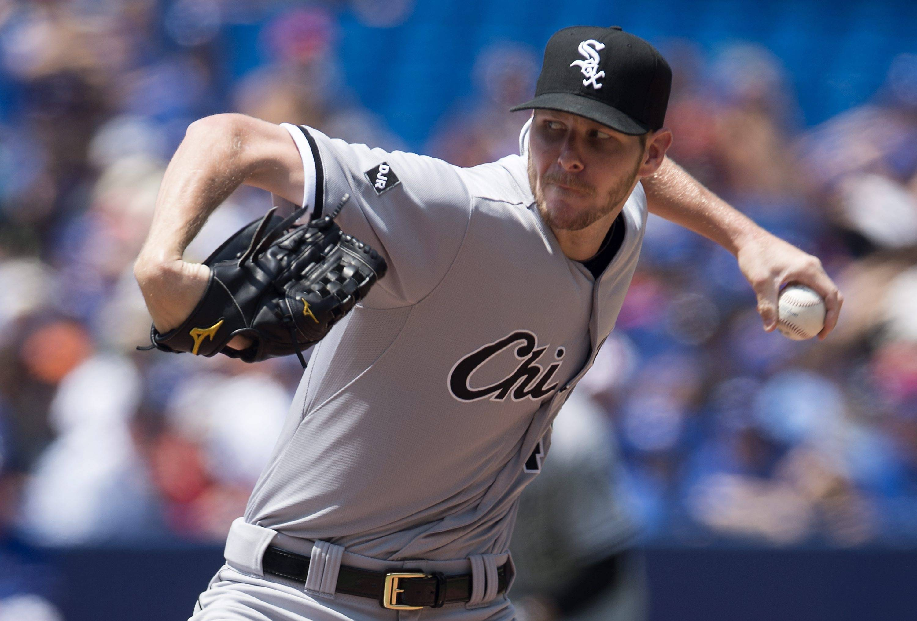With a record of 8-1, White Sox starting pitcher Chris Sale deserves a spot on the All-Star Game roster, according to Mike North.