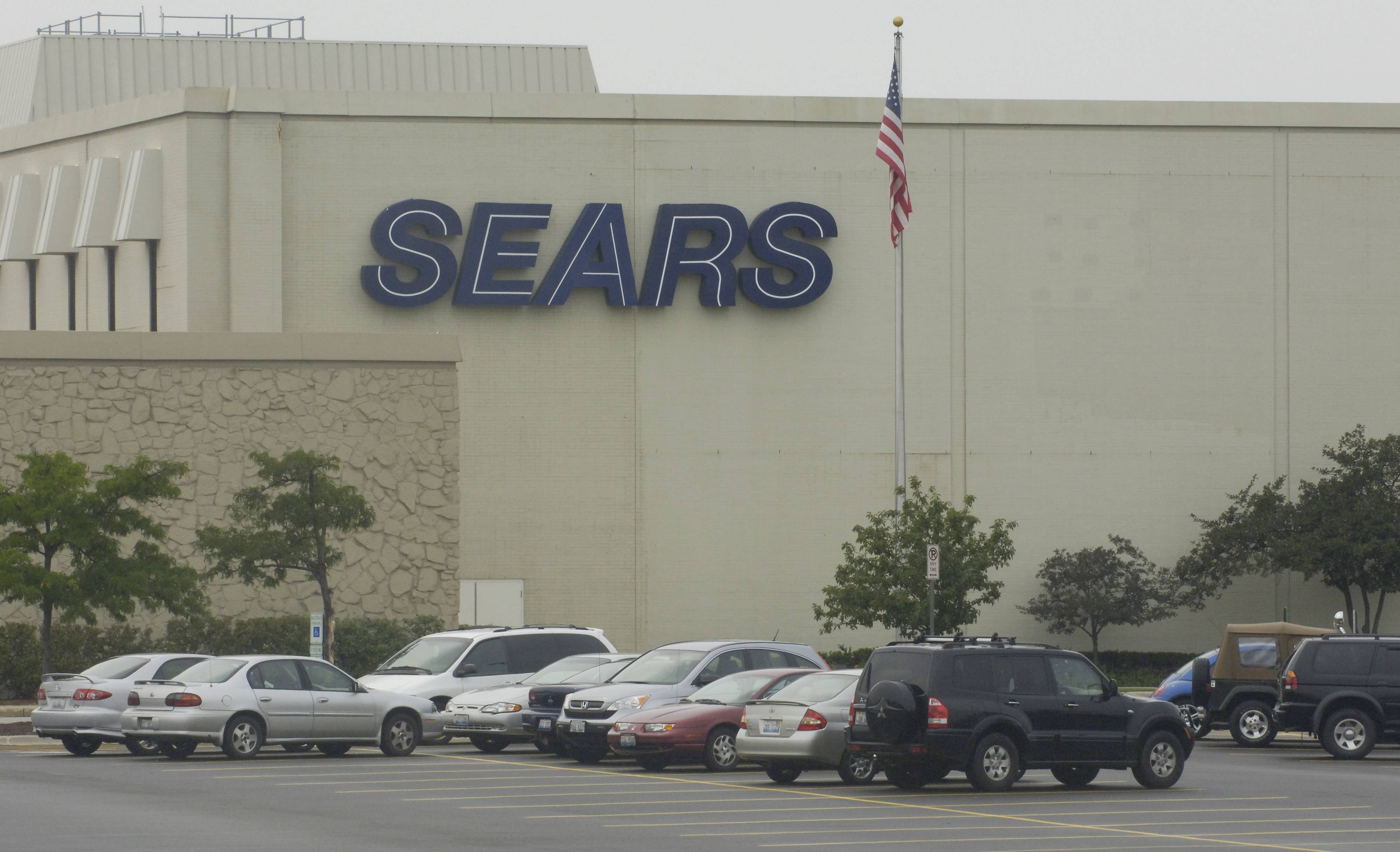 Hoffman Estate Sears and Kmart are introducing an online/in-store collaboration to allow pick up of sears.com or kmart.com orders at any of each other's stores - more than 2,000 locations nationwide - ready in five minutes or less.