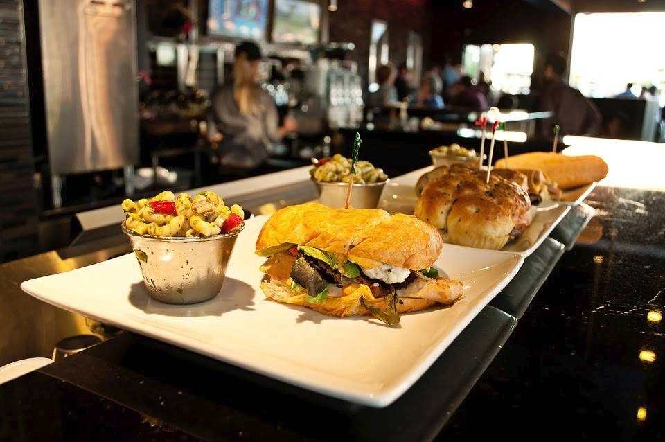 Some of the sandwiches at Say Beignet Coffee & Wine Bar are inspired by the flavors of New Orleans.