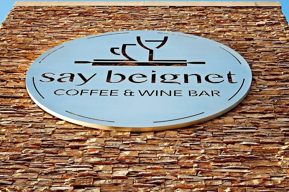 Say Beignet Coffee & Wine Bar opened in Bolingbrook in May. The owner hopes to expand to other suburbs.