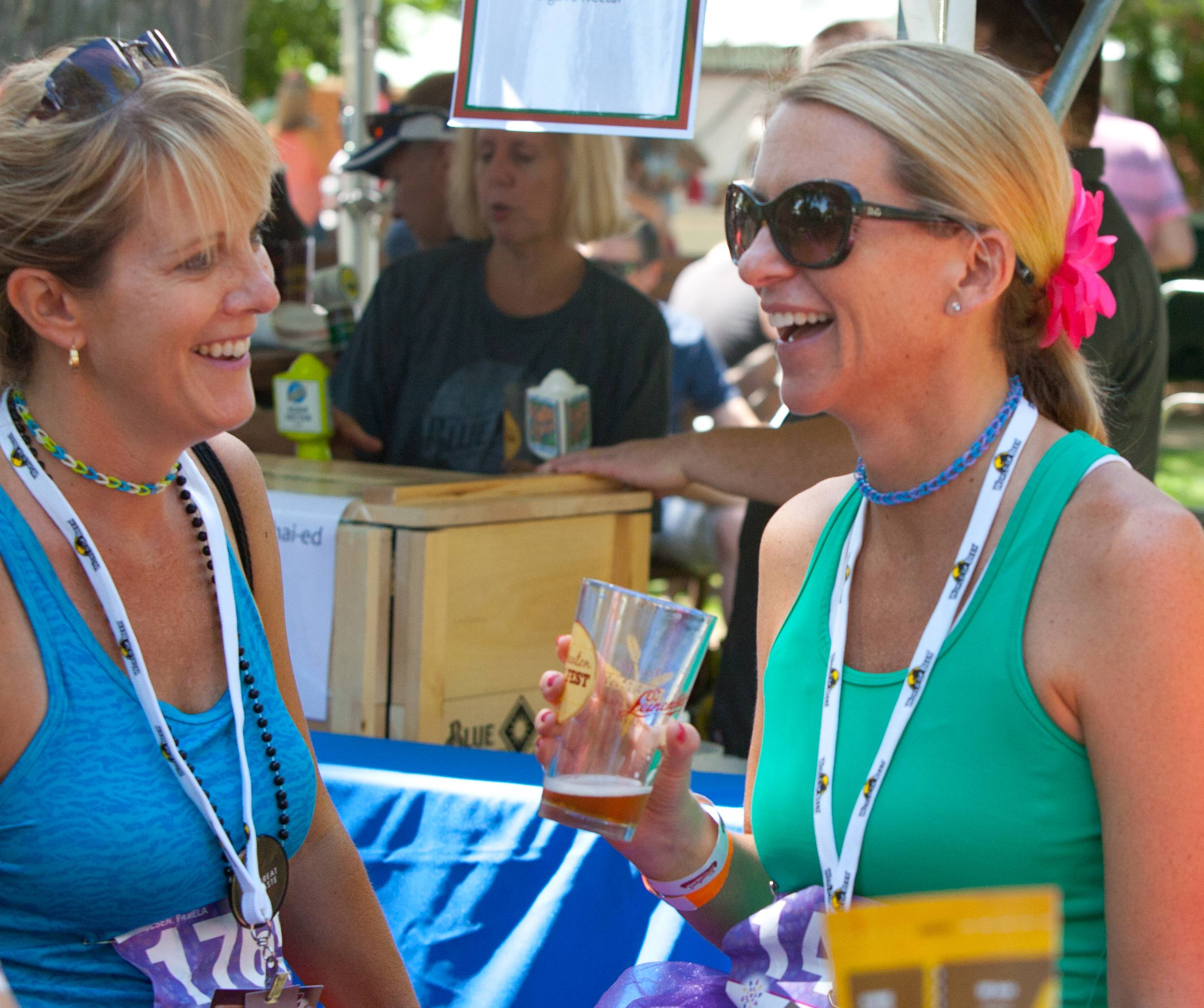 Beer fans will get a chance to sample all sorts of ales during Wheaton's fourth annual Brew Fest Aug. 2 in Memorial Park.