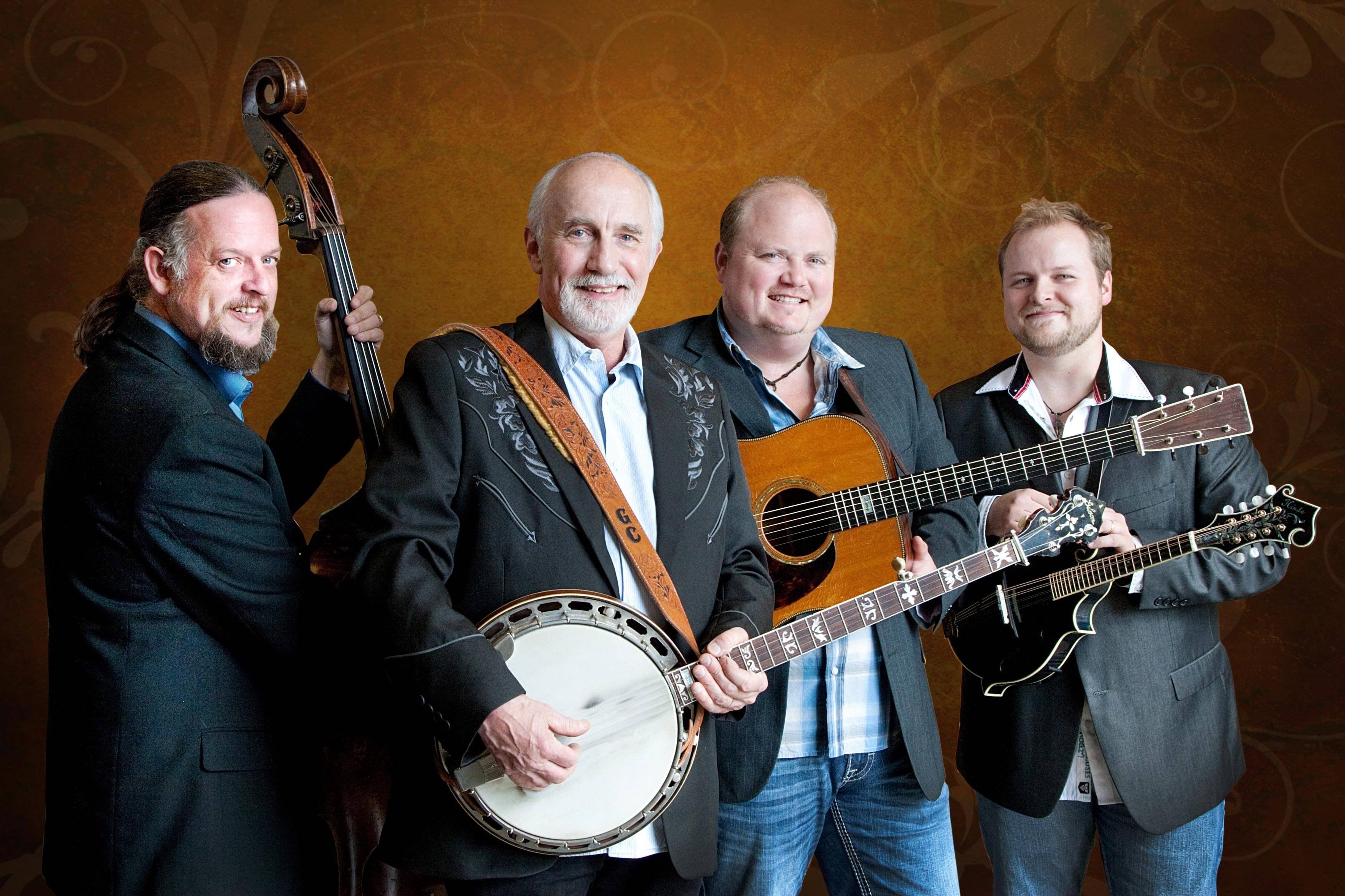 The Special Consensus, a Grammy-nominated four-person acoustic bluegrass band, will perform at The Holmstad July 11.