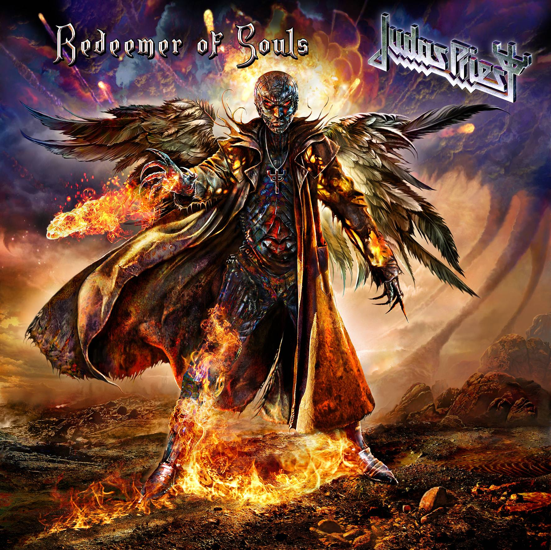 "Judas Priest is definitely not done, as evidenced by the band's powerful, fierce new album, ""Redeemer of Souls."""