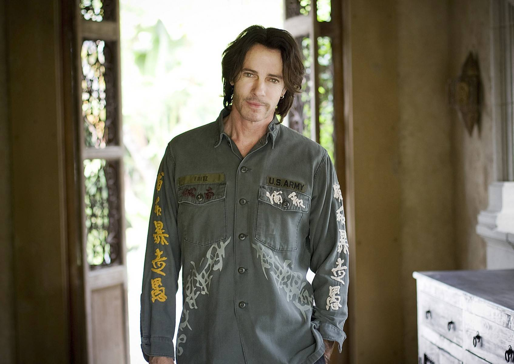 Rick Springfield will take the stage in Waukegan this weekend.
