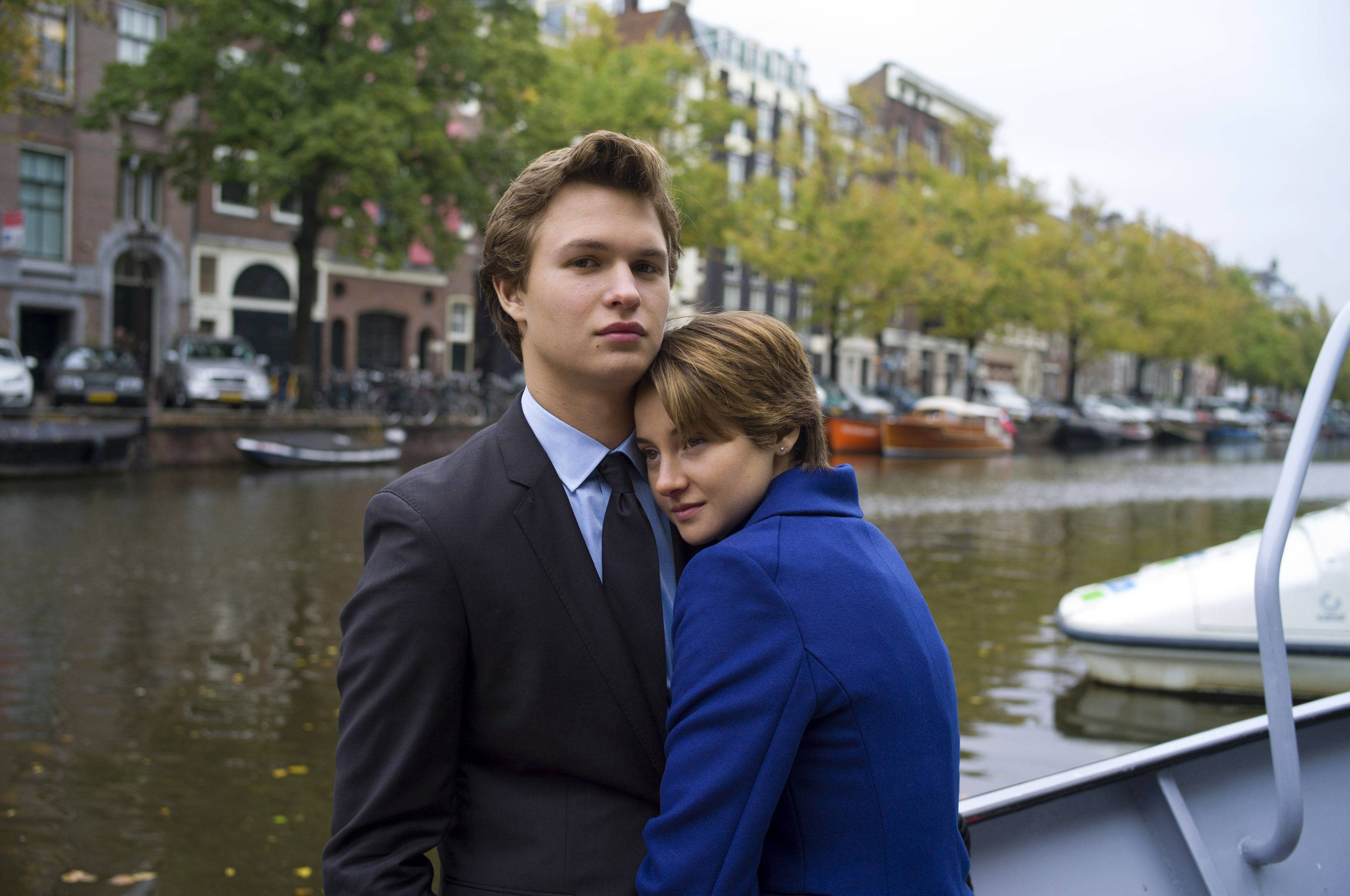 "This image released by 20th Century Fox shows Ansel Elgort, left, and Shailene Woodley in a scene from ""The Fault In Our Stars.""  The film was a niche-based hit that appealed to the ardent fans of John Green's young adult book. A whopping 82 percent of its $48 million opening weekend was female."