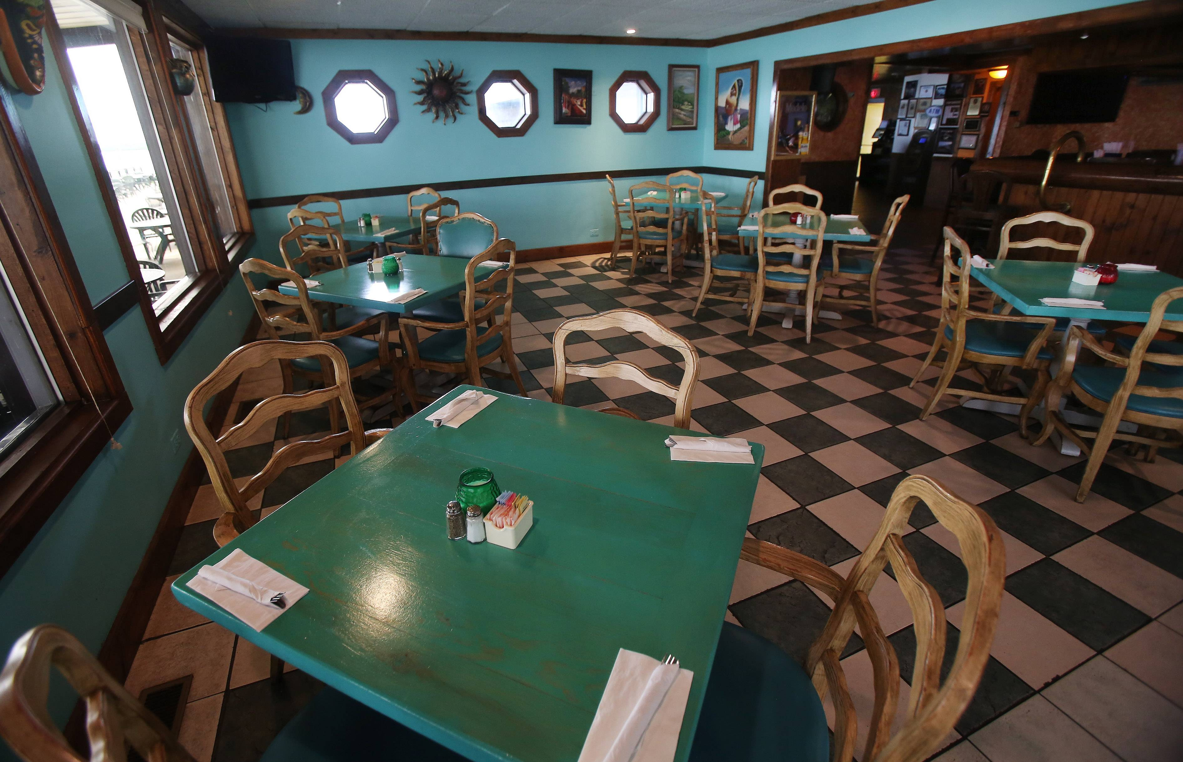 El Puerto in Fox Lake is open year-round but especially popular in the summer.