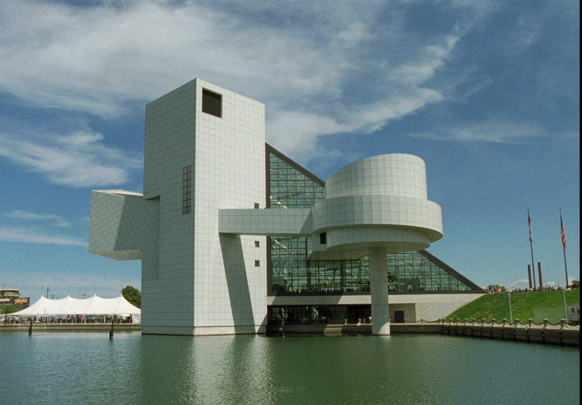 The Rock and Roll Hall of Fame and Museum is Cleveland's biggest international tourist attraction.