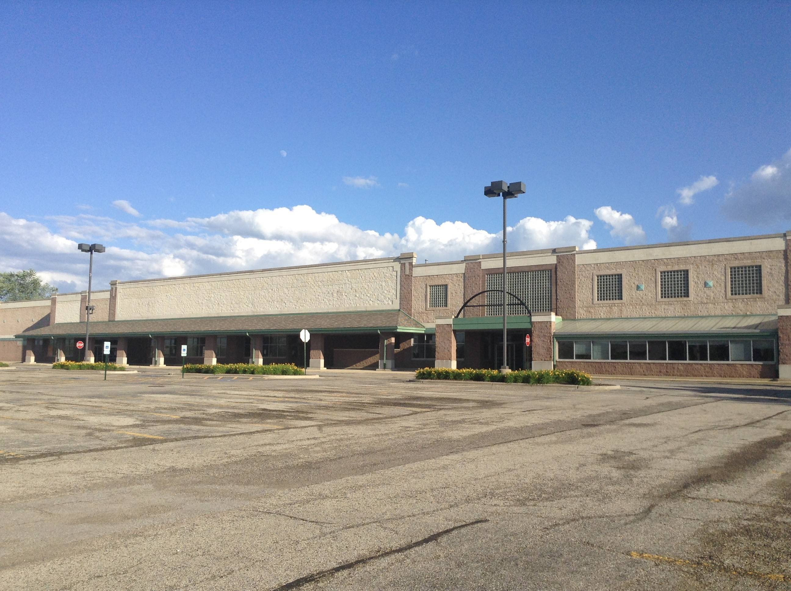 The site of the former Dominick's store in Wauconda has been empty since 2004.