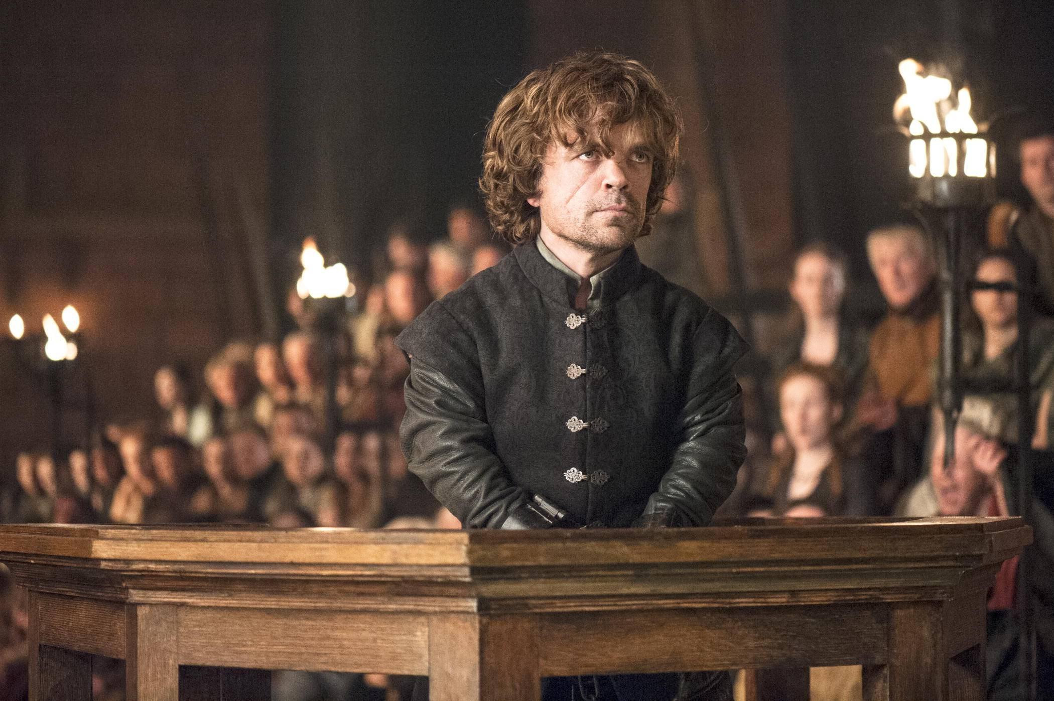 """Game of Thrones"" starring Peter Dinklage has garnered 19 Emmy Award nominations, including one for best drama series."