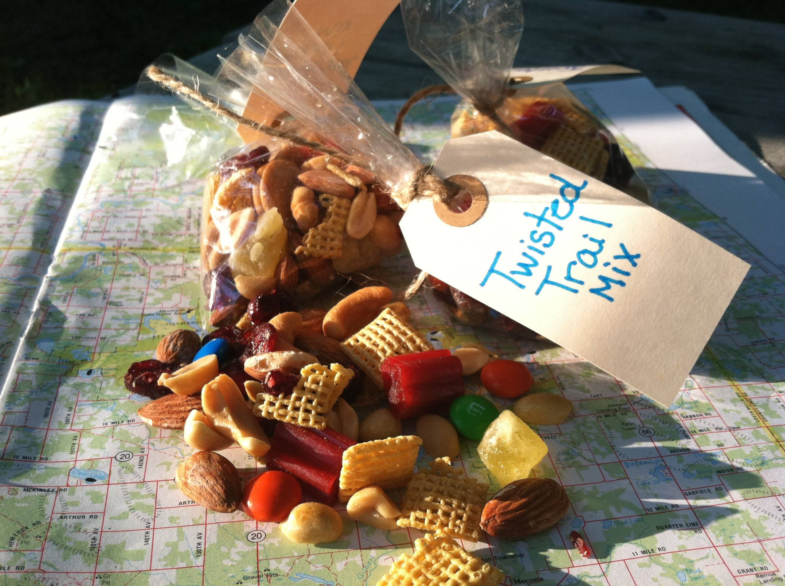 Twisted Trail Mix