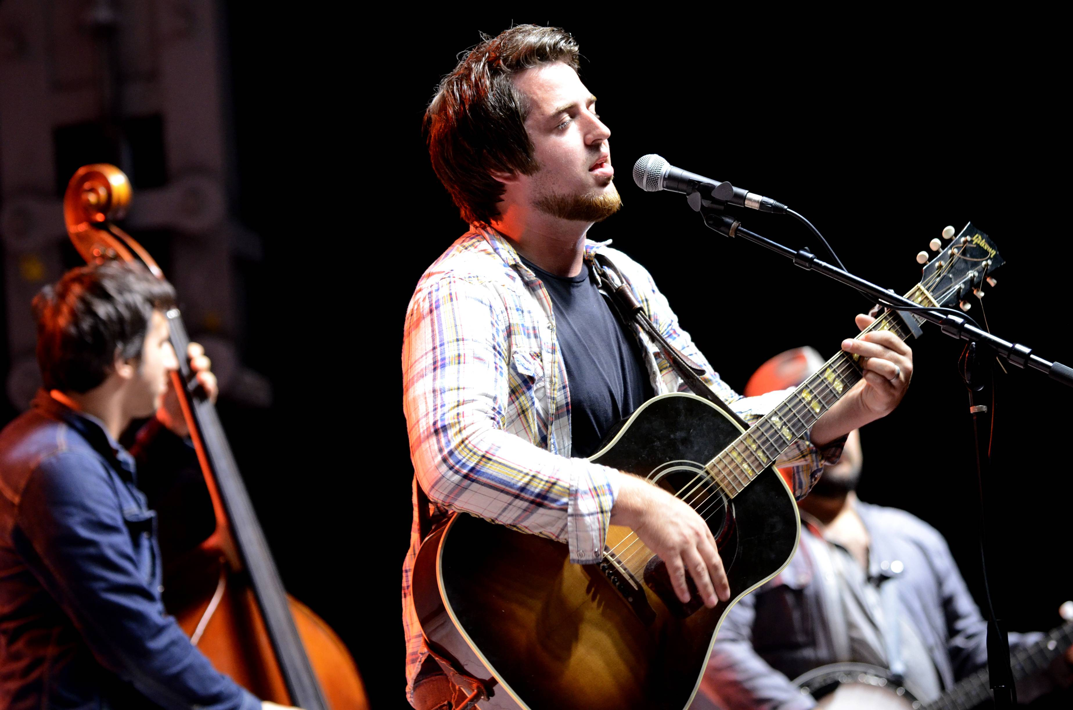 American Idol winner and Mount Prospect native Lee DeWyze performs at the Rockin' Ribfest in Lake in the Hills on Friday. Festival hours are Saturday from 11:30 a.m. to 11 p.m. and Sunday from 11:30 a.m. to 7 p.m. Visit lithribfest.com