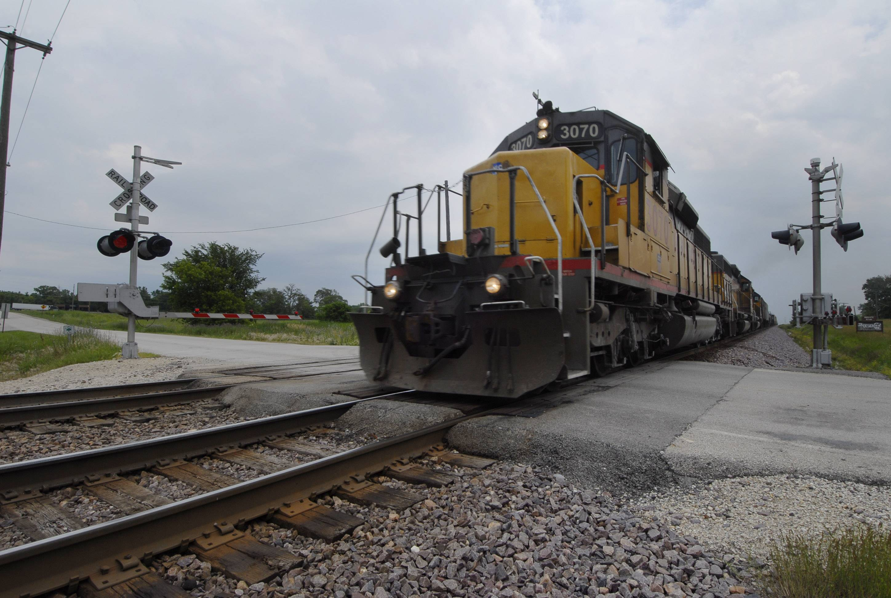 A third set of tracks will be coming to Geneva, as the Union Pacific Railroad and the Illinois Department of Transportation have announced funding for the project. The move is intended to alleviate freight congestion at the Geneva bottleneck.