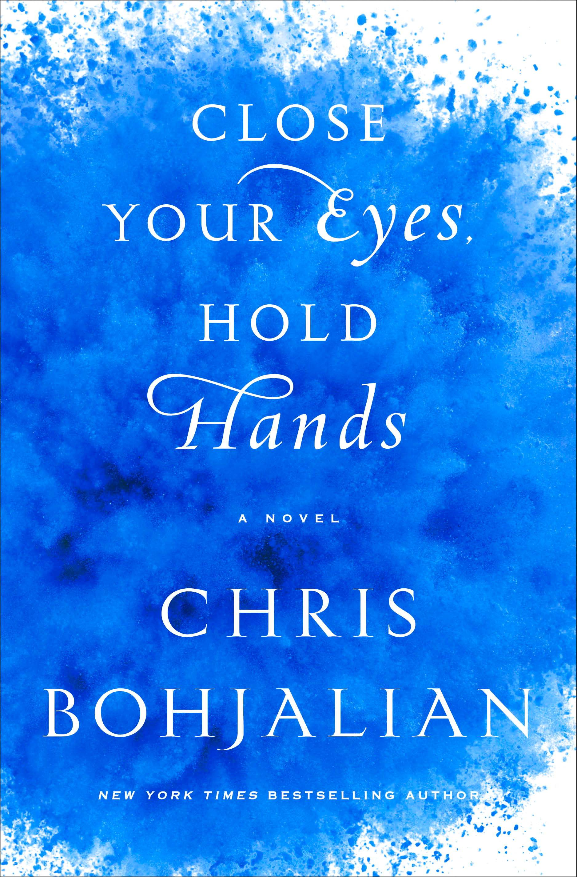 "Chris Bohjalian creates a literary descendant of Holden Caulfield in orphaned teen Emily Shepard in ""Close Your Eyes, Hold Hands."""