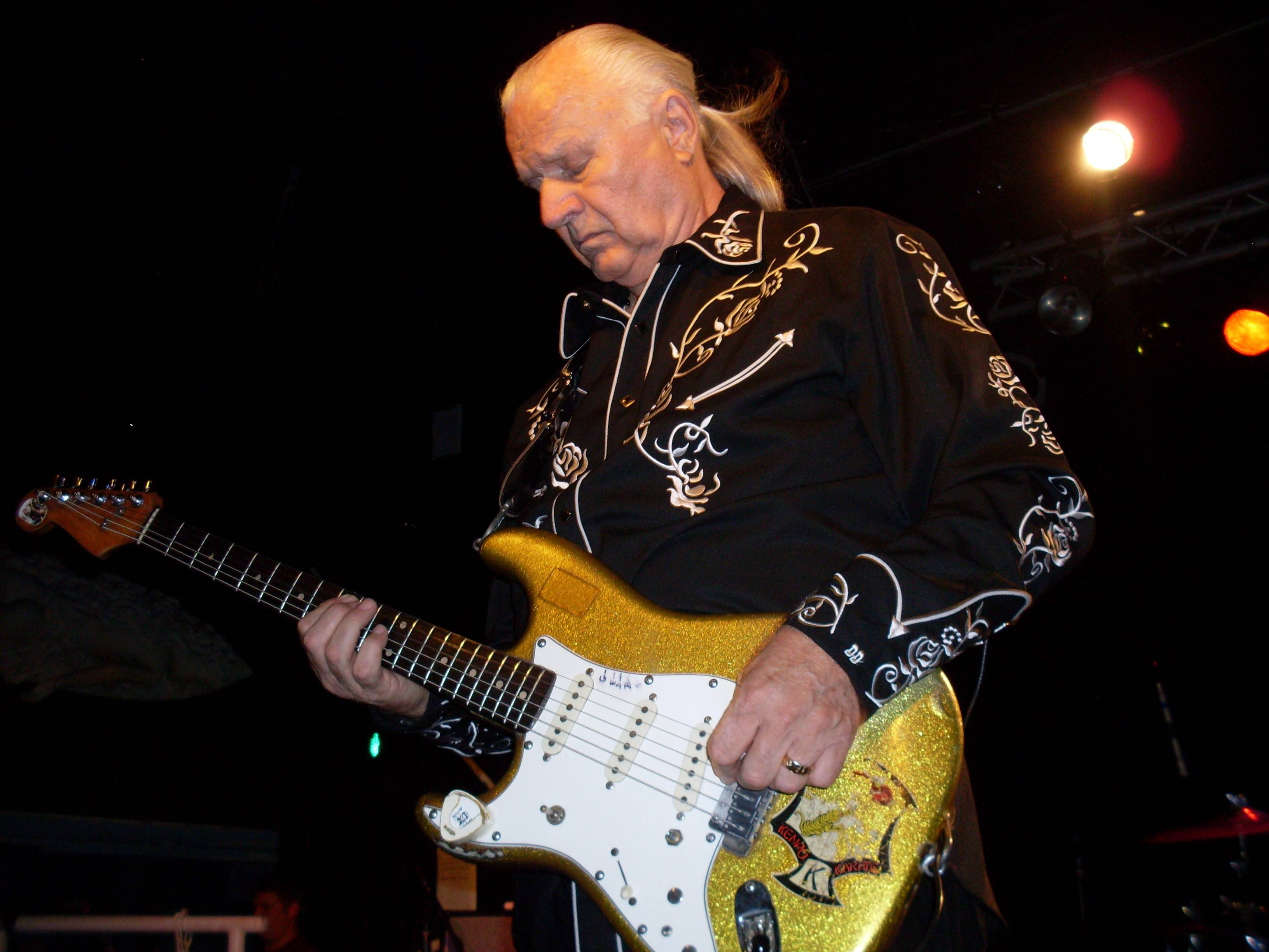 "Legendary guitarist Dick Dale, who invented the twangy ""surf-guitar"" sound, is making a stop in Palatine."