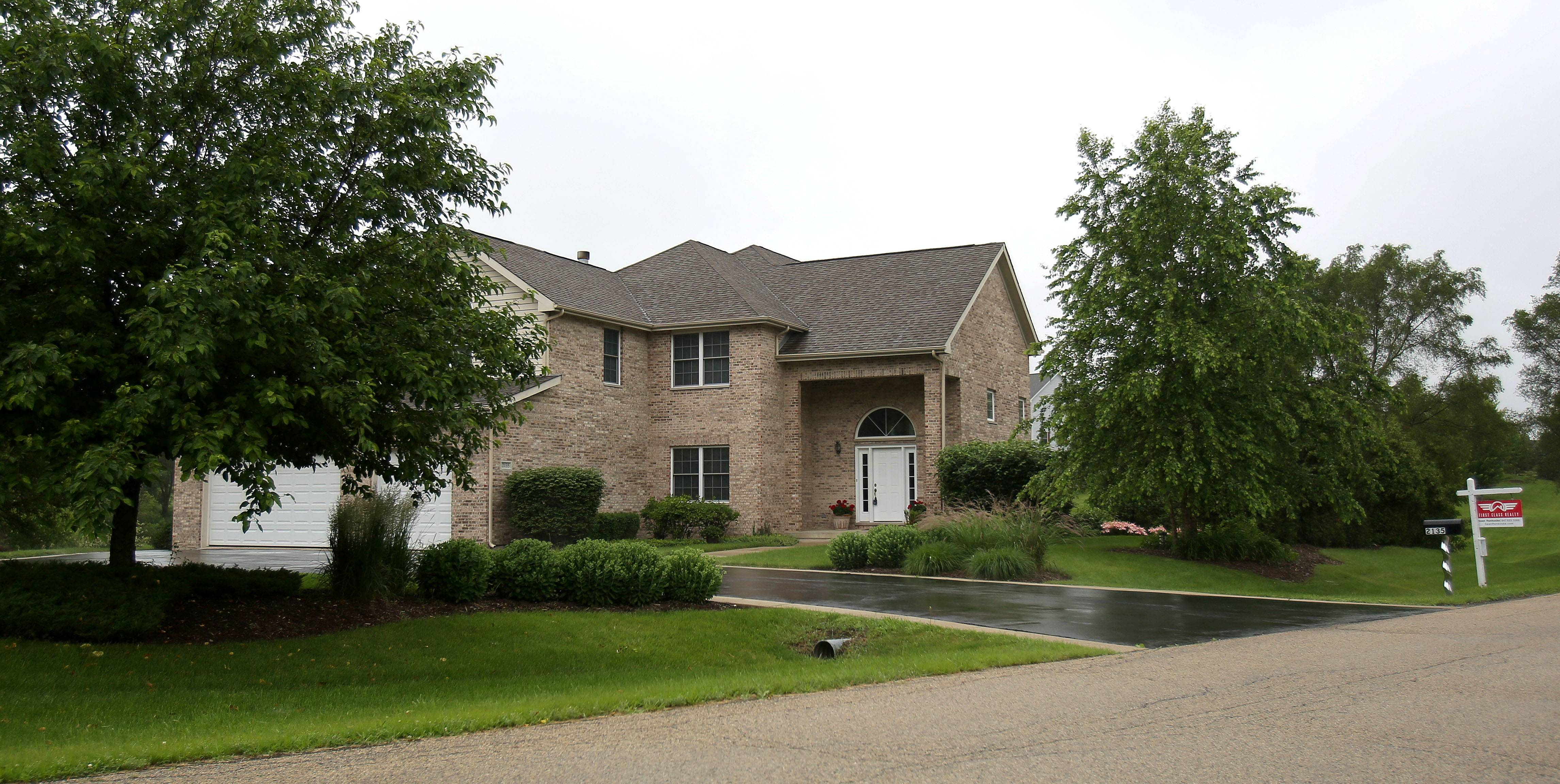 This home on the 2100 block of Bay Oaks Drive in Lakemoor is now on the market.