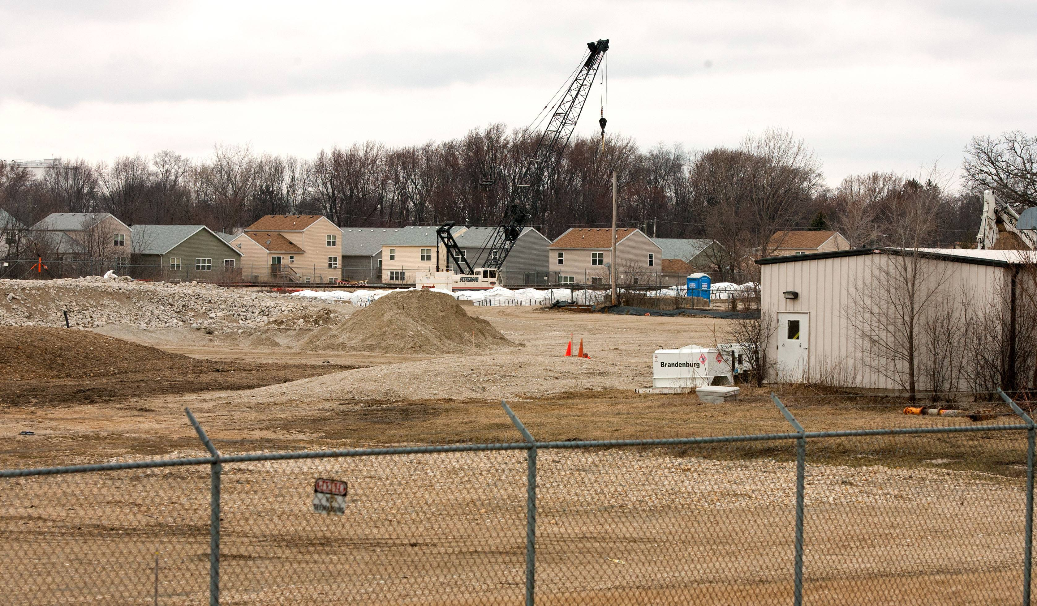 Money approved by the U.S. House this week is aimed at avoiding a stall of the environmental cleanup project at the former Kerr-McGee factory site in West Chicago.