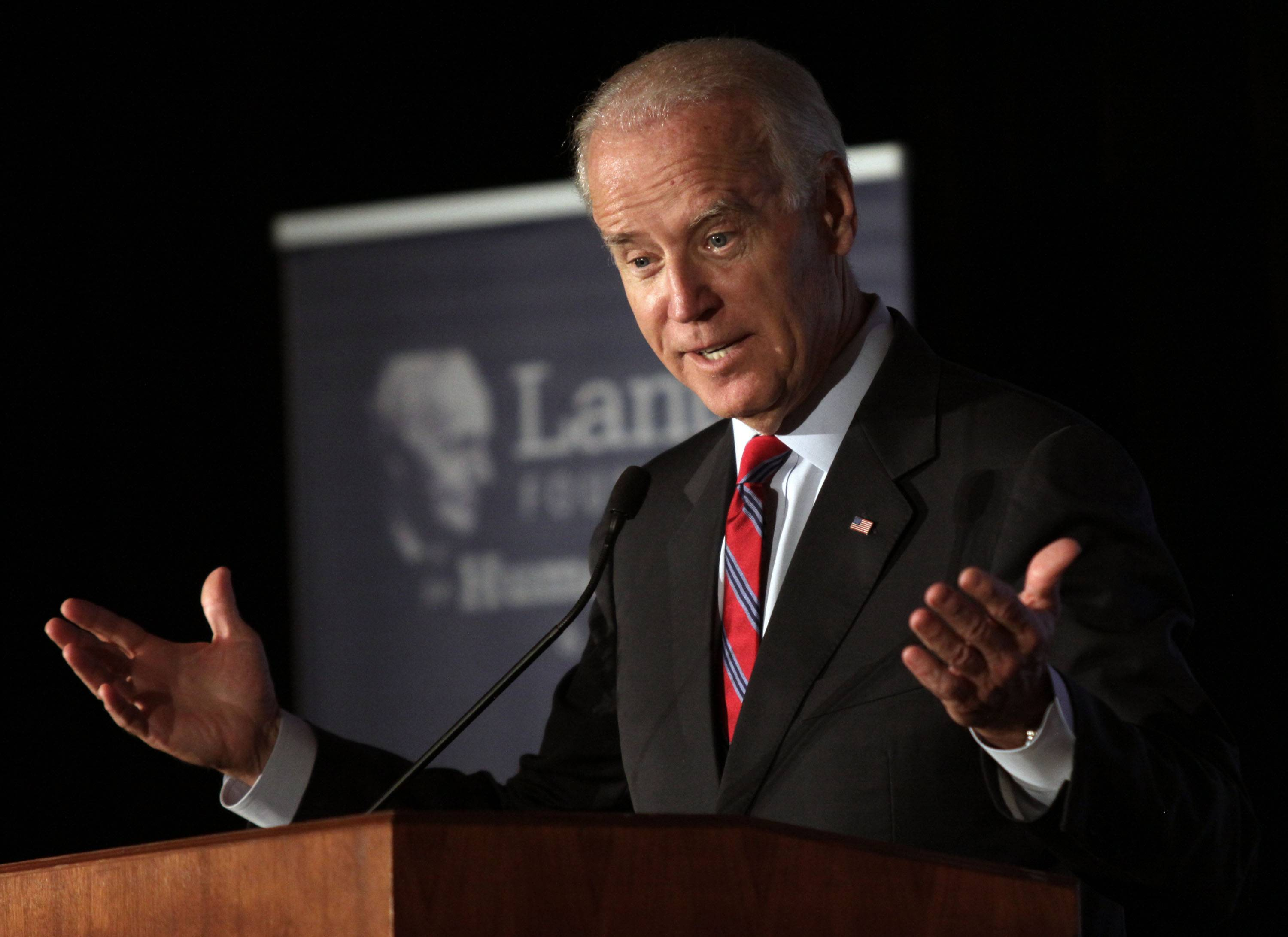 Vice President Joe Biden is scheduled to address the National Governors Association conference in Nashville, Tenn., Friday, July 11, 2014.