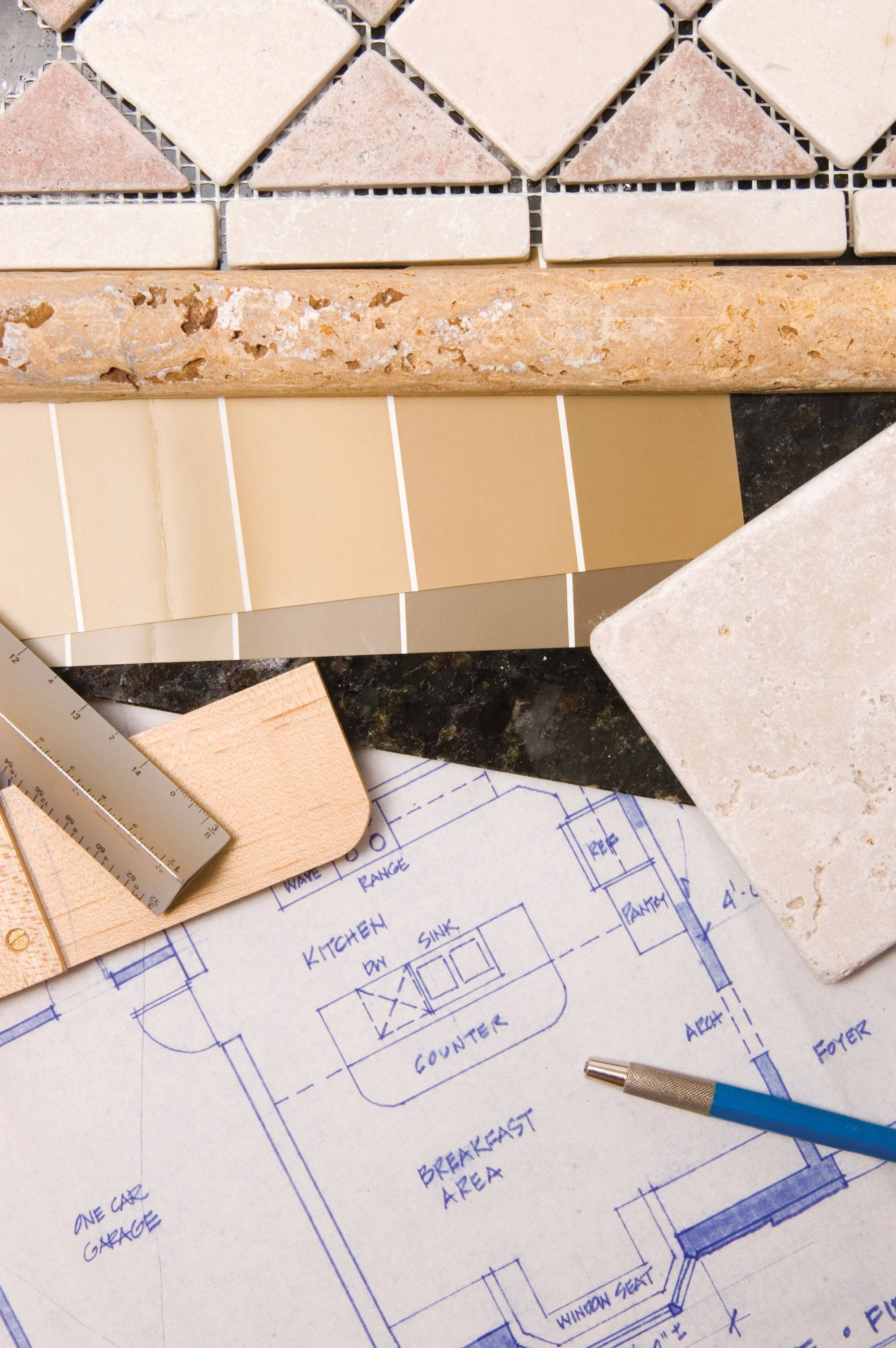 Homeowners often drag their feet -- and avert their eyes -- when it comes to a home remodeling project. Sound familiar?