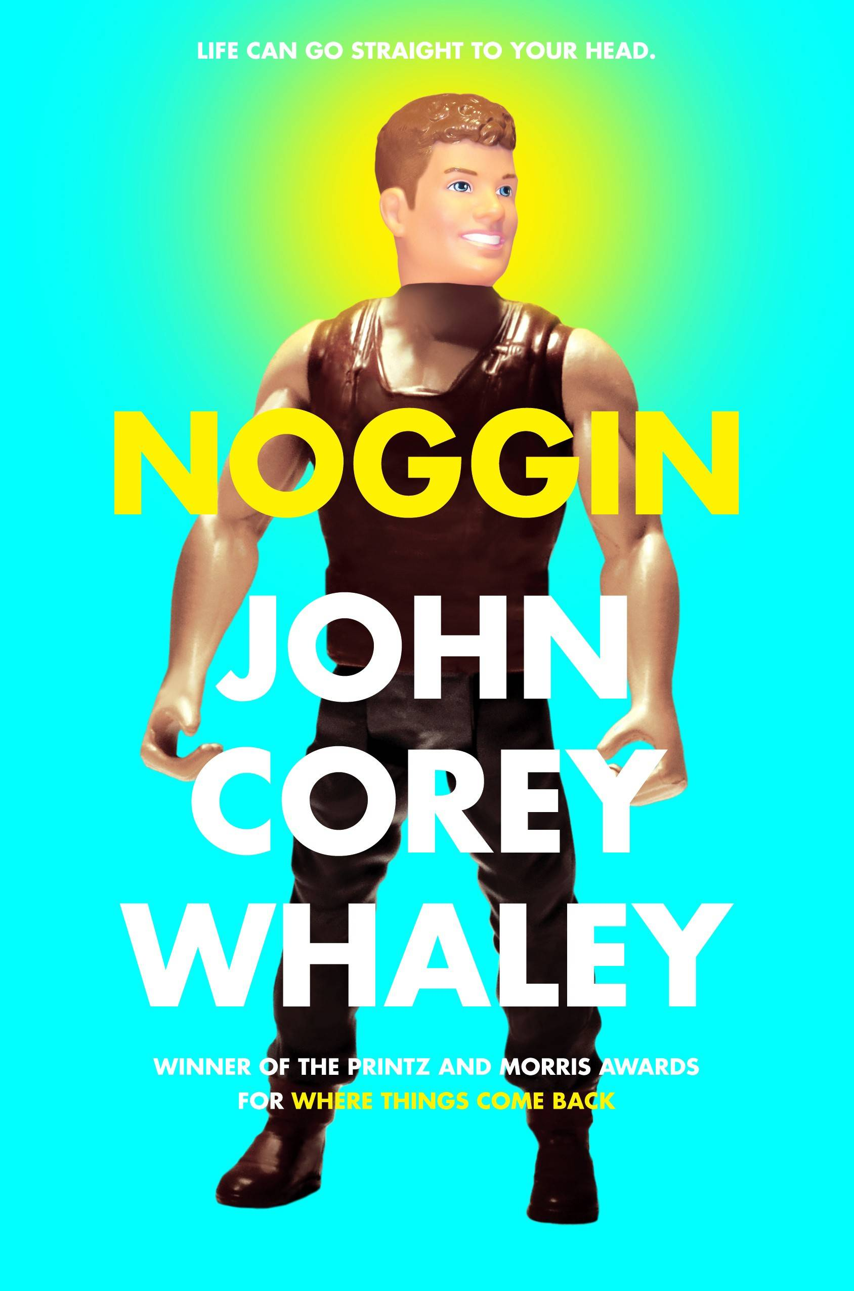 """Noggin"" by John Corey Whaley (2014, Atheneum Books for Young Readers), $17.99, 352 pages."