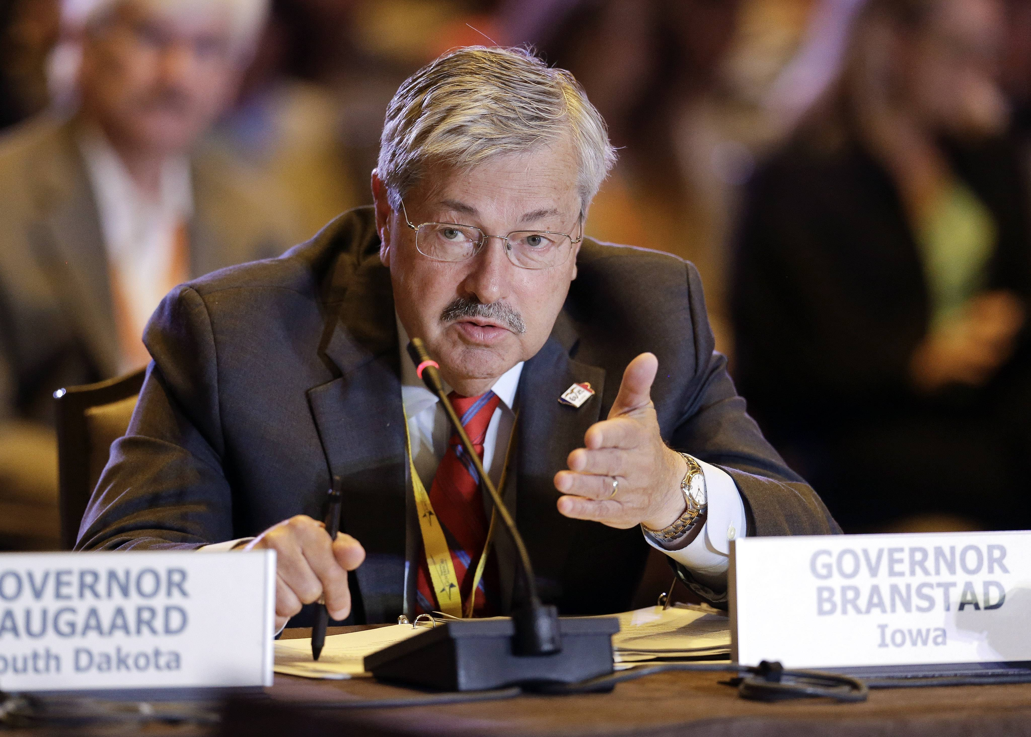"The standards and even the words, ""Common Core,"" have ""become, in a sense, radioactive,"" said Iowa Gov. Terry Branstad, a Republican whose state voluntarily adopted the standards in 2010."