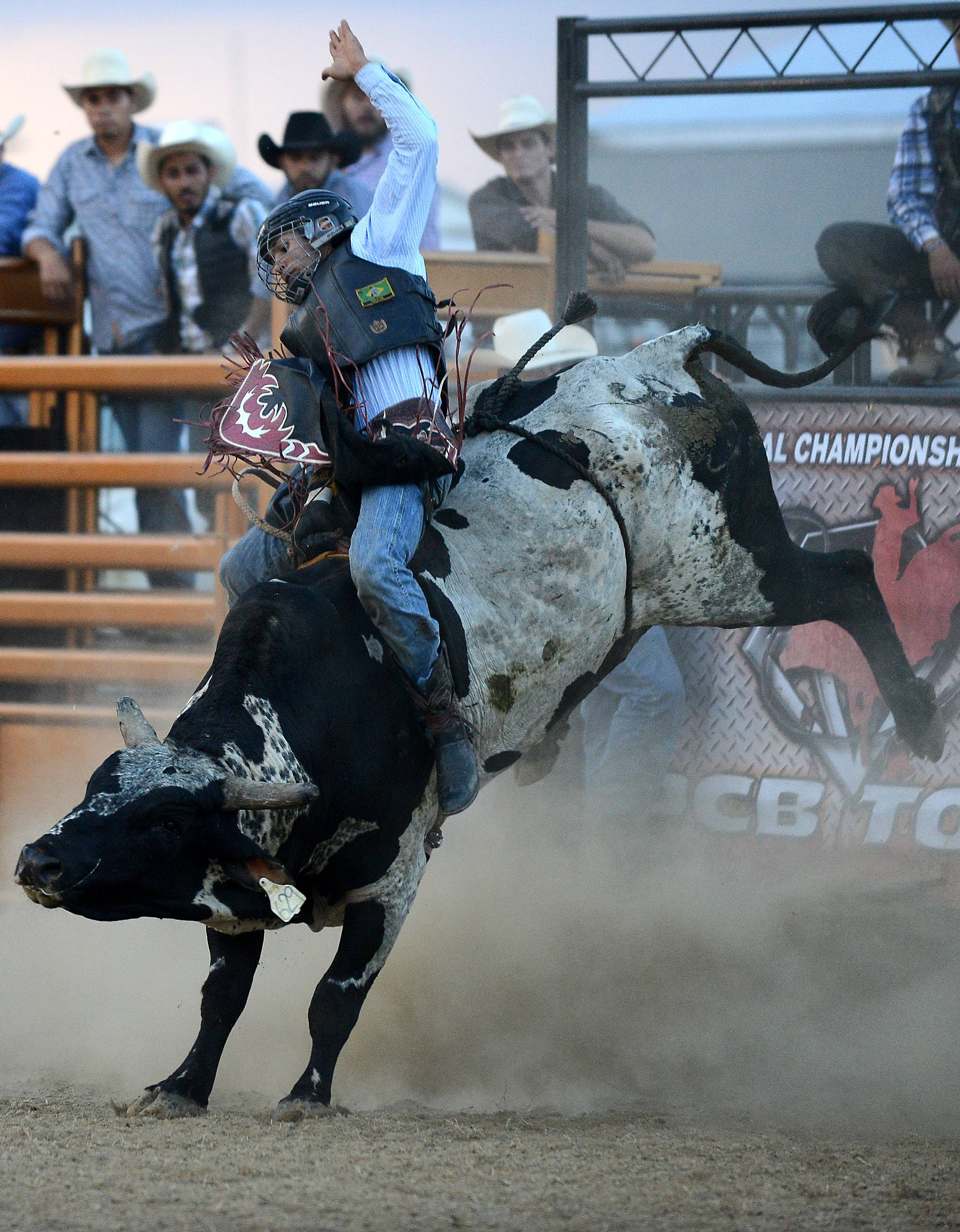 Championship Bull Riding returns to the Kane County Fair in St. Charles.