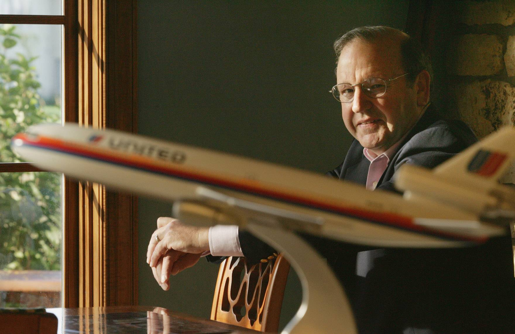 Denny Fitch, retired United Airlines pilot of St. Charles who survived the crash of a DC-10 in Iowa and whose actions controlling the airplane are credited with saving lives.  Fitch died in 2012.