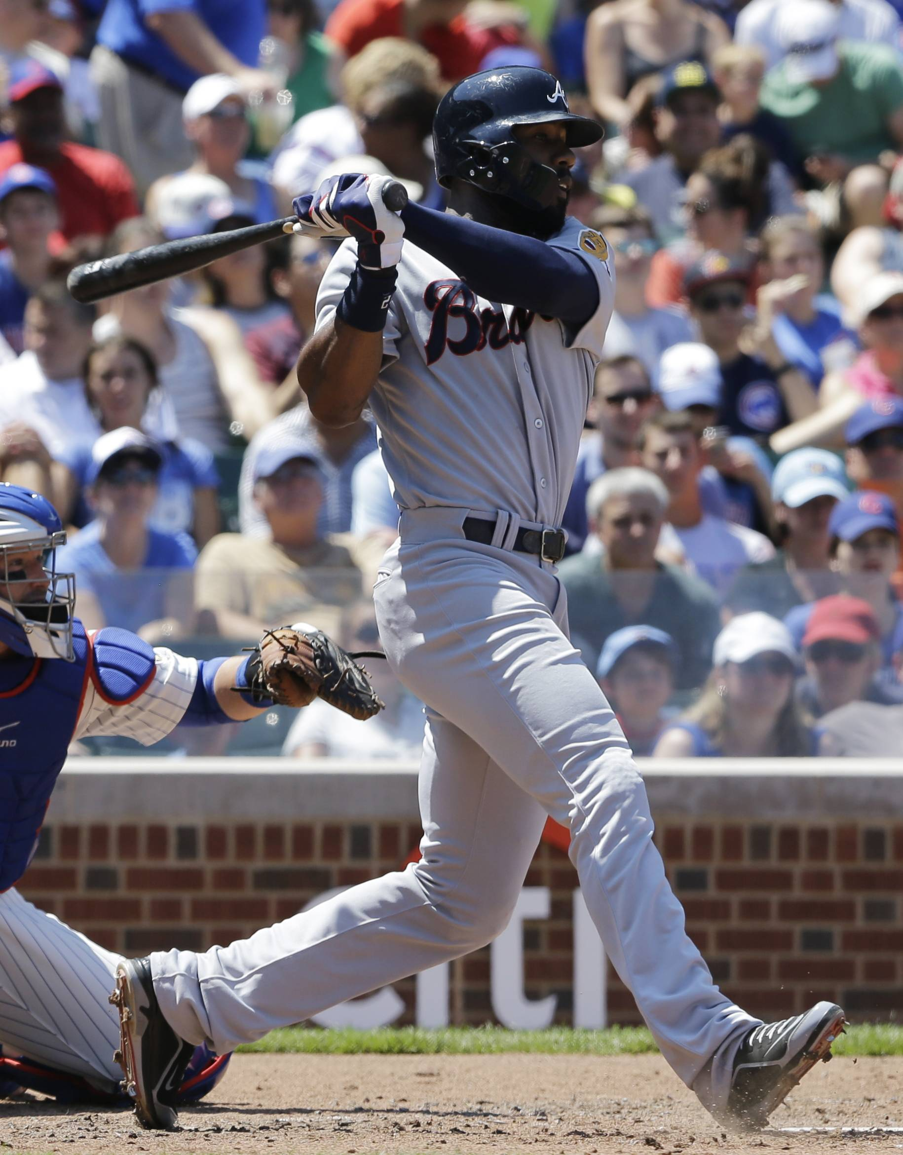 The Braves' Jason Heyward is the perfect example of the next big thing turning into just another major-league ballplayer.