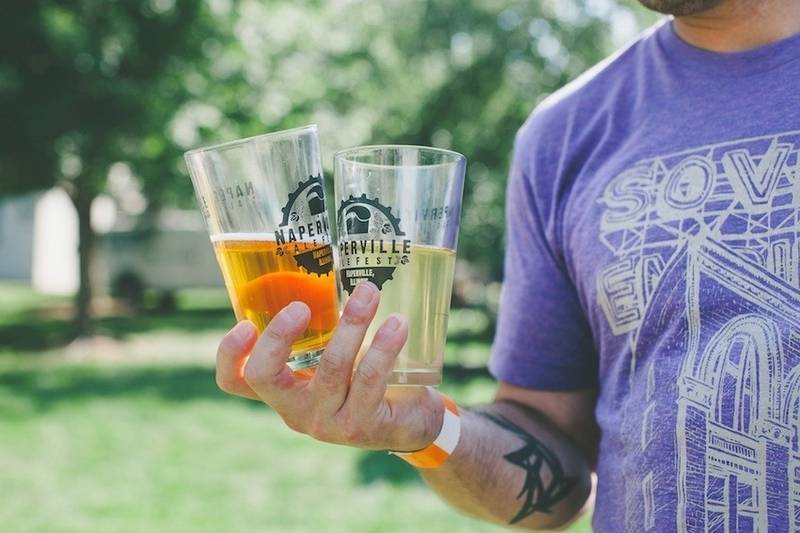 The Naperville Ale Fest runs from 1 to 5 p.m. Saturday, July 19, at Naper Settlement in Naperville.