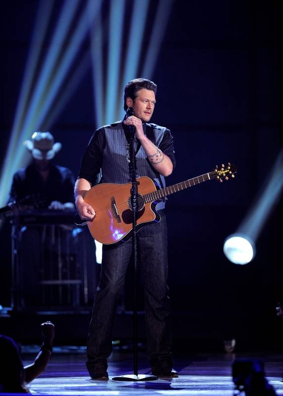 Blake Shelton brings The Ten Times Crazier Tour with Dan + Shay, The Band Perry and Neal McCoy to Wrigley Field in Chicago at 7 p.m. Saturday, July 19.